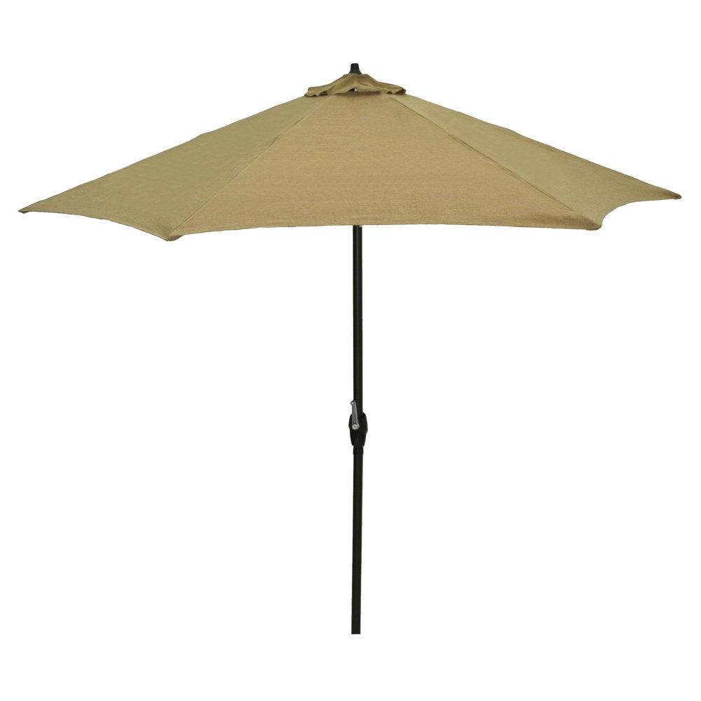 Breen 9' Market Umbrella In Well Liked Breen Market Umbrellas (Gallery 1 of 20)