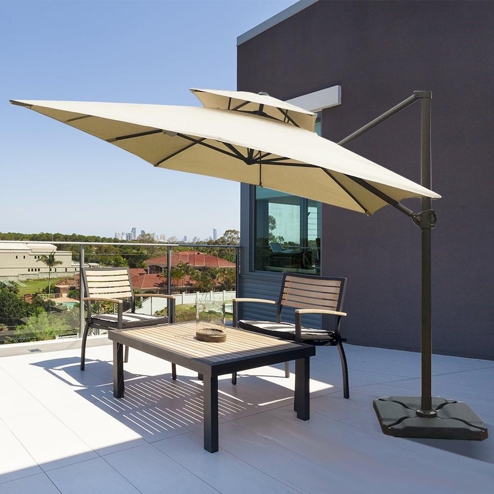 Buy Patio Umbrellas Online At Overstock (View 6 of 20)