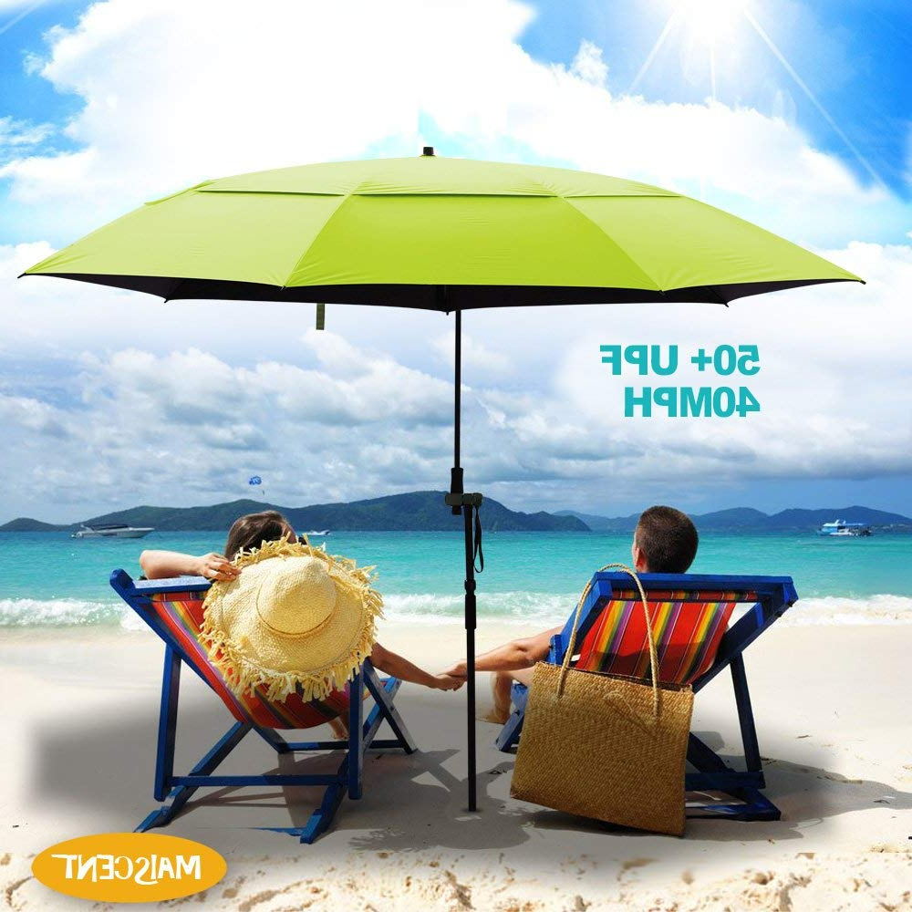 Buyers Guide – Bryanlist With Most Popular Leasure Fiberglass Portable Beach Umbrellas (View 3 of 20)
