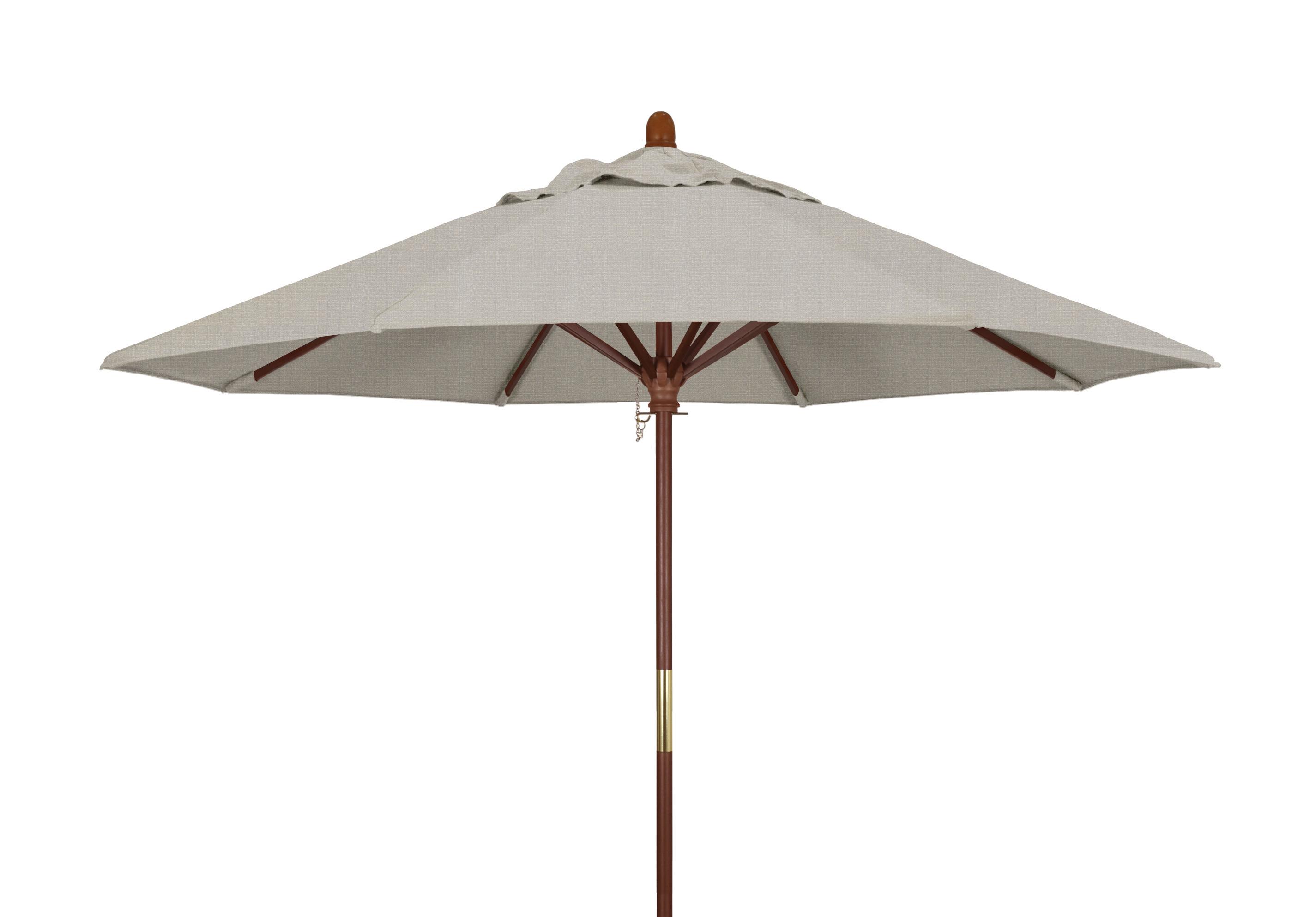 Caleb Market Umbrellas Within 2020 Mraz 9' Market Umbrella (View 6 of 20)