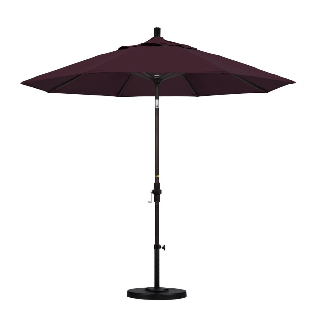 California Umbrella 9 Ft (View 8 of 20)