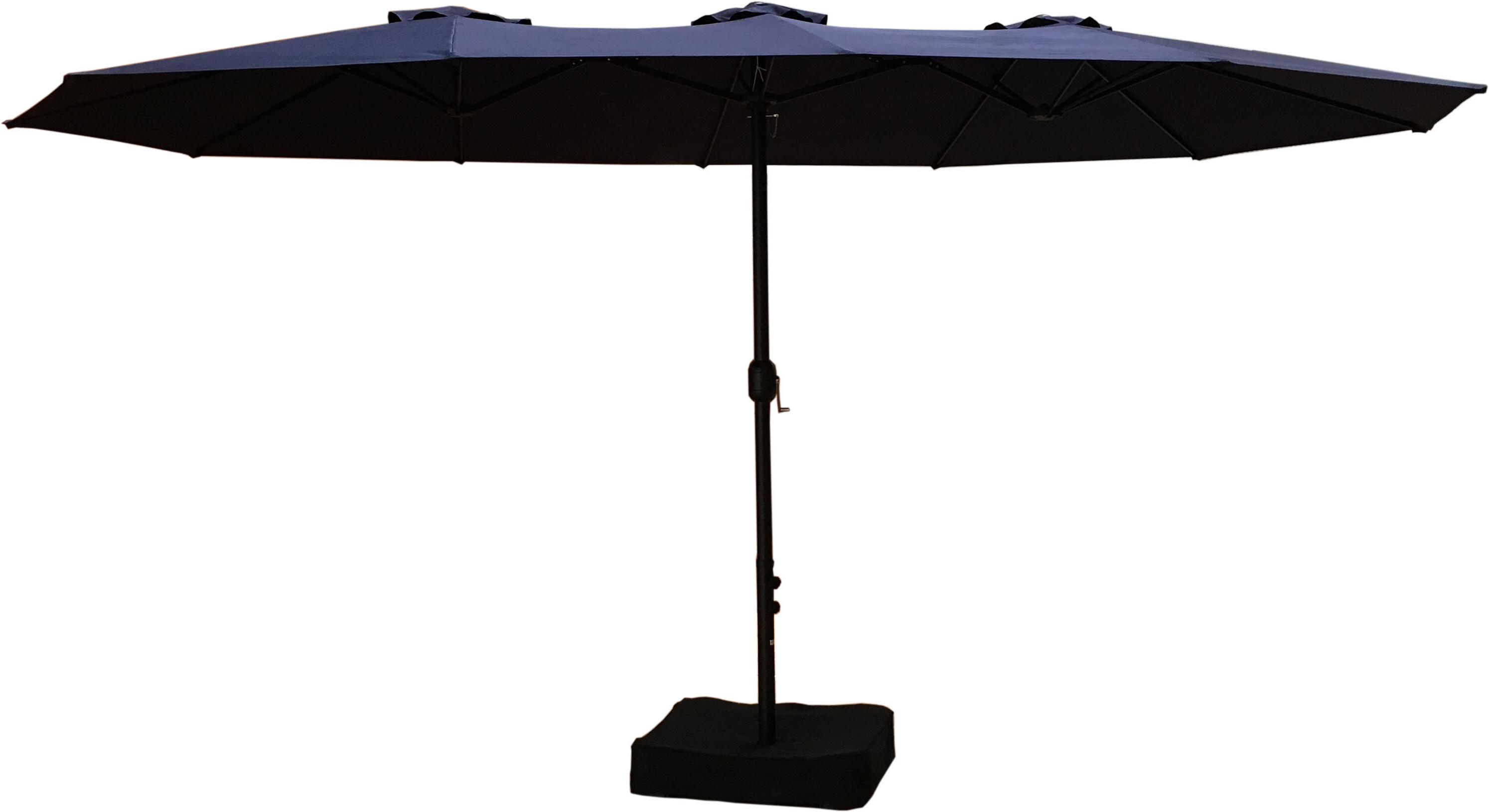 Cannock Market Umbrellas Intended For Famous Keane 15' Market Umbrella (View 7 of 20)