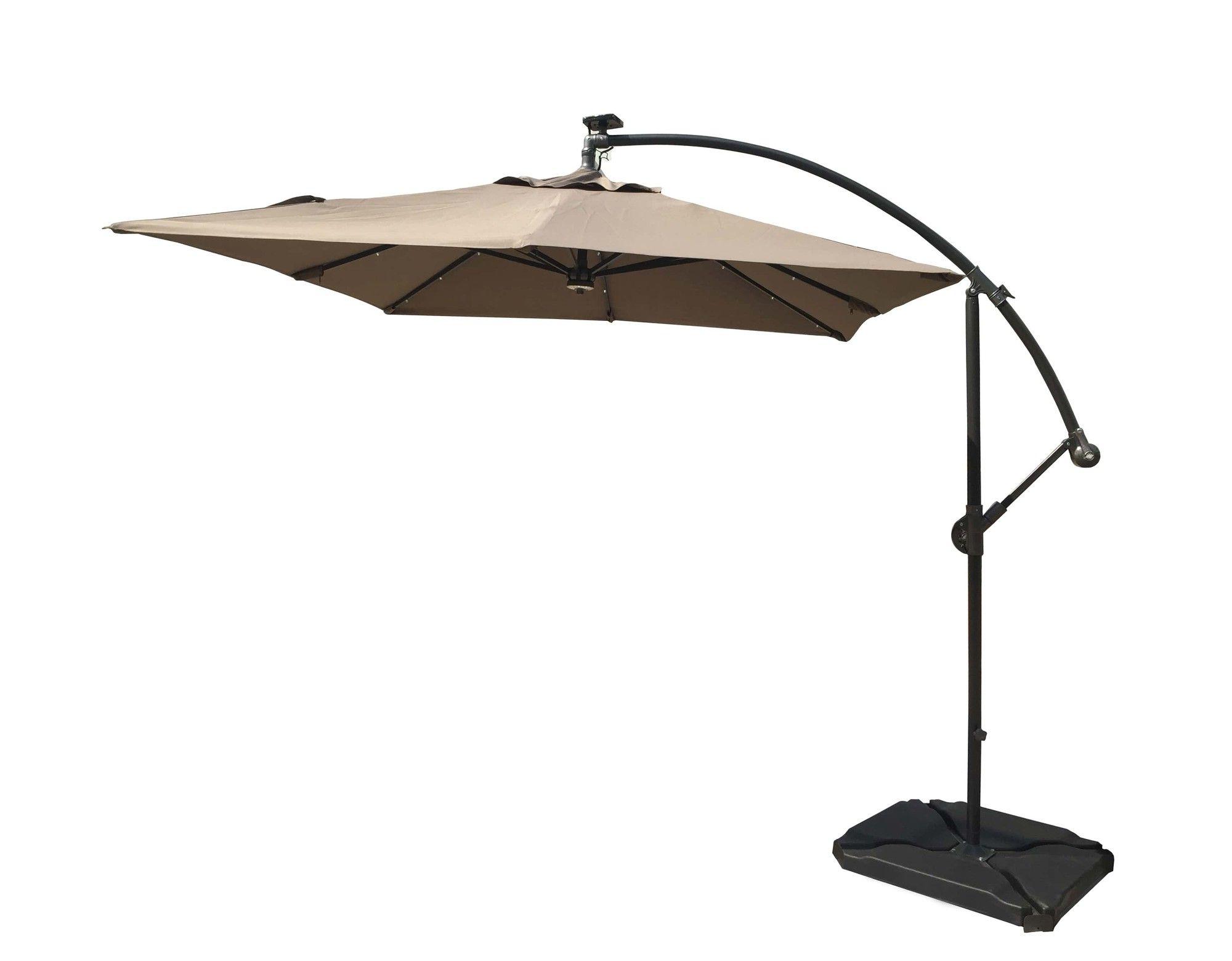 Cantilever Umbrella, Patio (View 15 of 20)