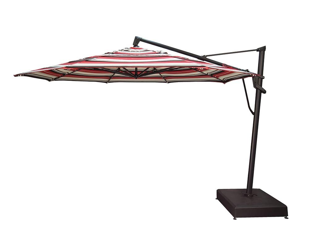 Cantilever Umbrellas Pertaining To Favorite 13' Plus Cantilever Umbrellas (View 10 of 20)