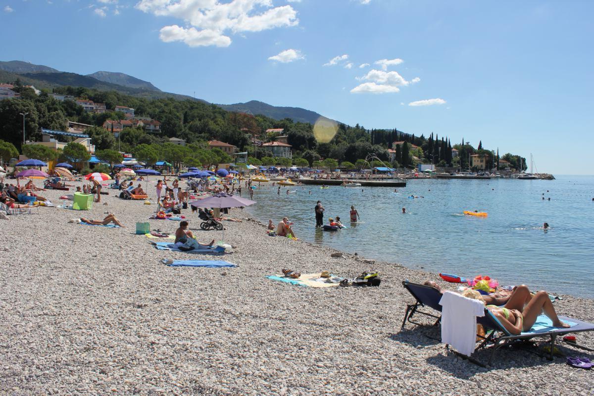 Capra Beach Umbrellas Inside Latest Villa Capra Verde, Ičići, Croatia – Booking (View 4 of 20)