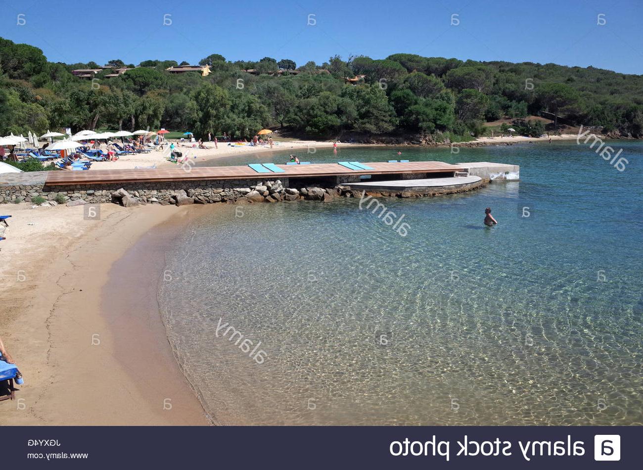 Capra Beach Umbrellas With Regard To Current Palau, Sardinia (View 5 of 20)