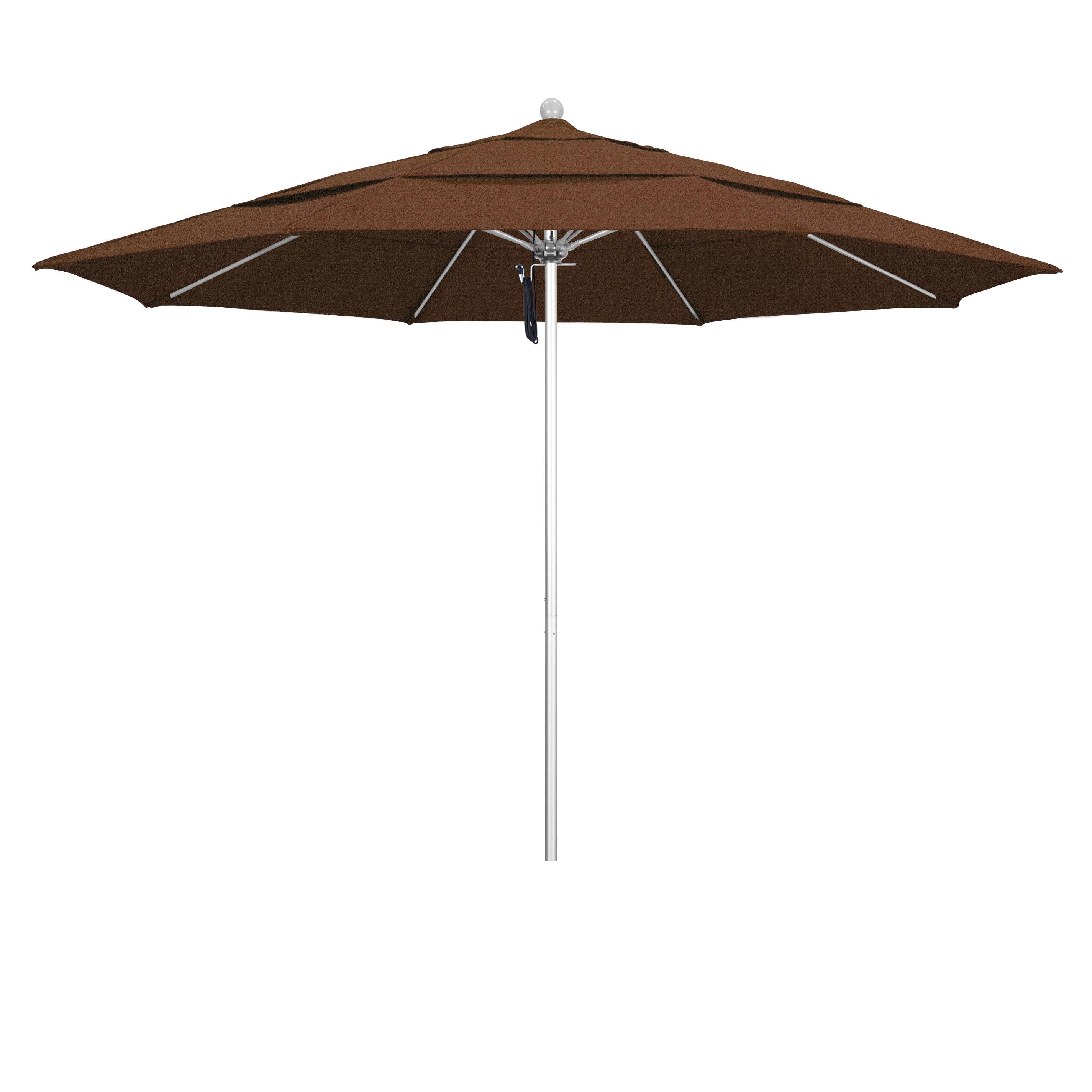 Caravelle 11' Market Umbrella With Regard To Popular Caravelle Market Umbrellas (View 3 of 20)