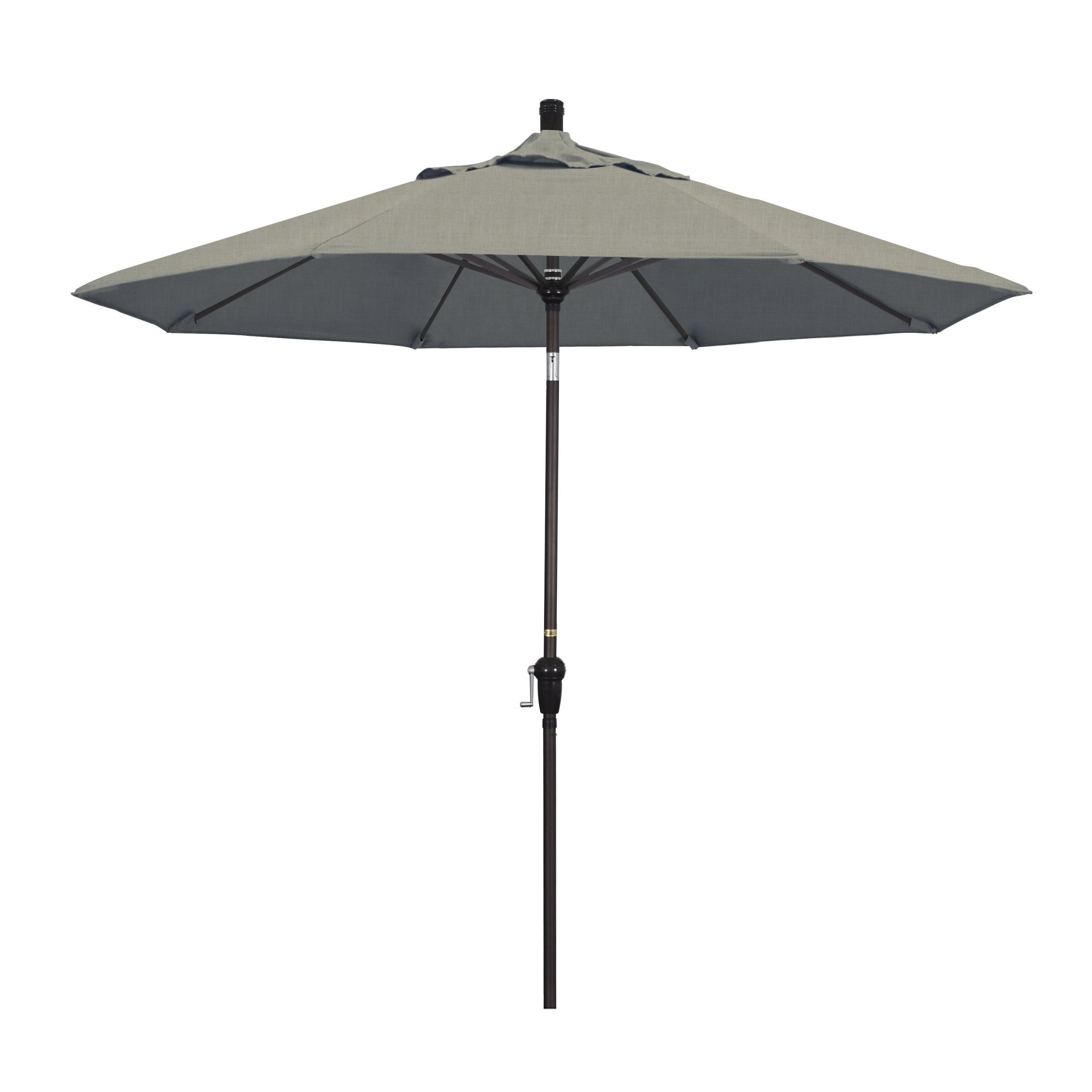 Caravelle Market Sunbrella Umbrellas With Regard To Fashionable Mullaney 9' Market Sunbrella Umbrella (View 9 of 20)