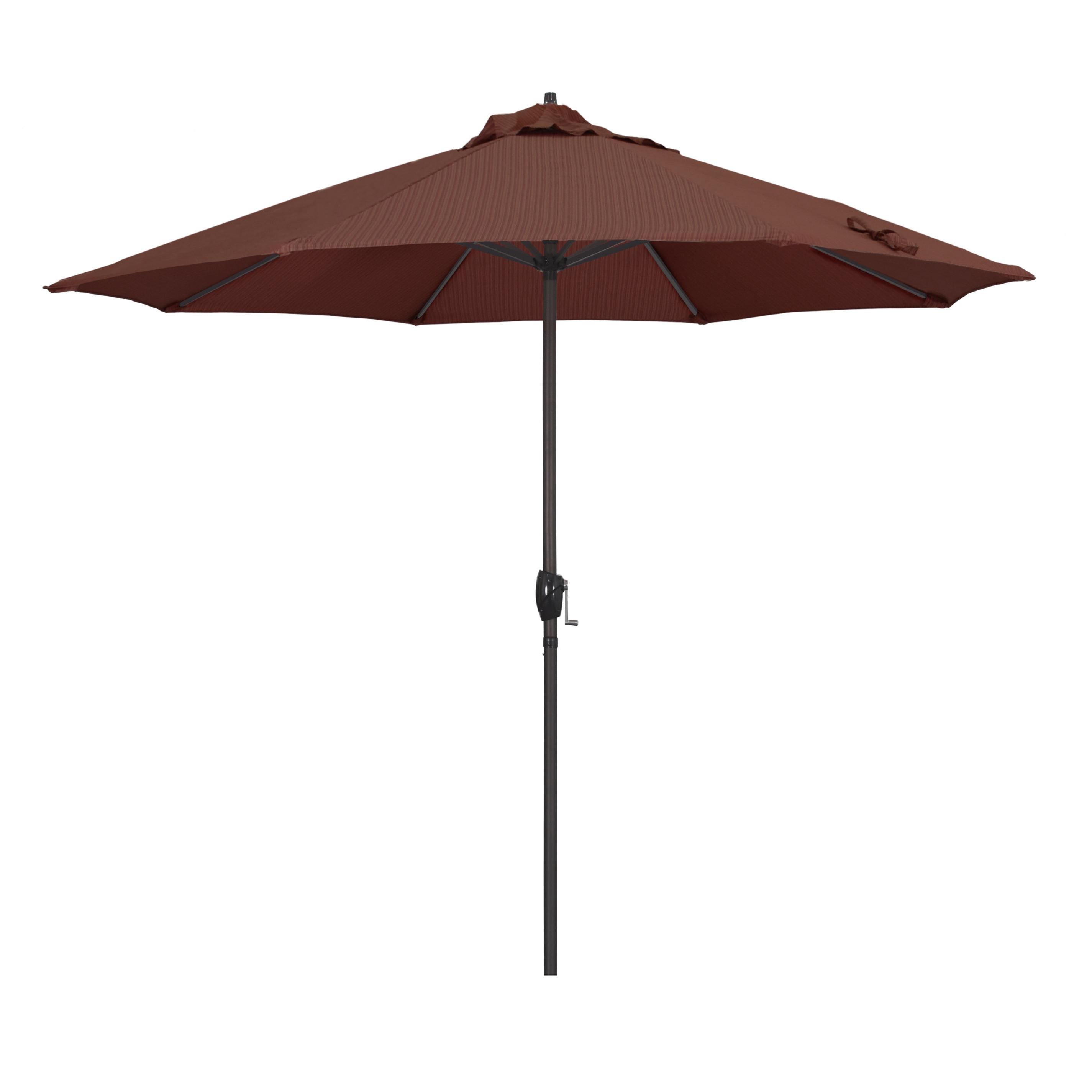Caravelle Market Umbrellas Pertaining To Most Recent Cardine 9' Market Umbrella (View 7 of 20)