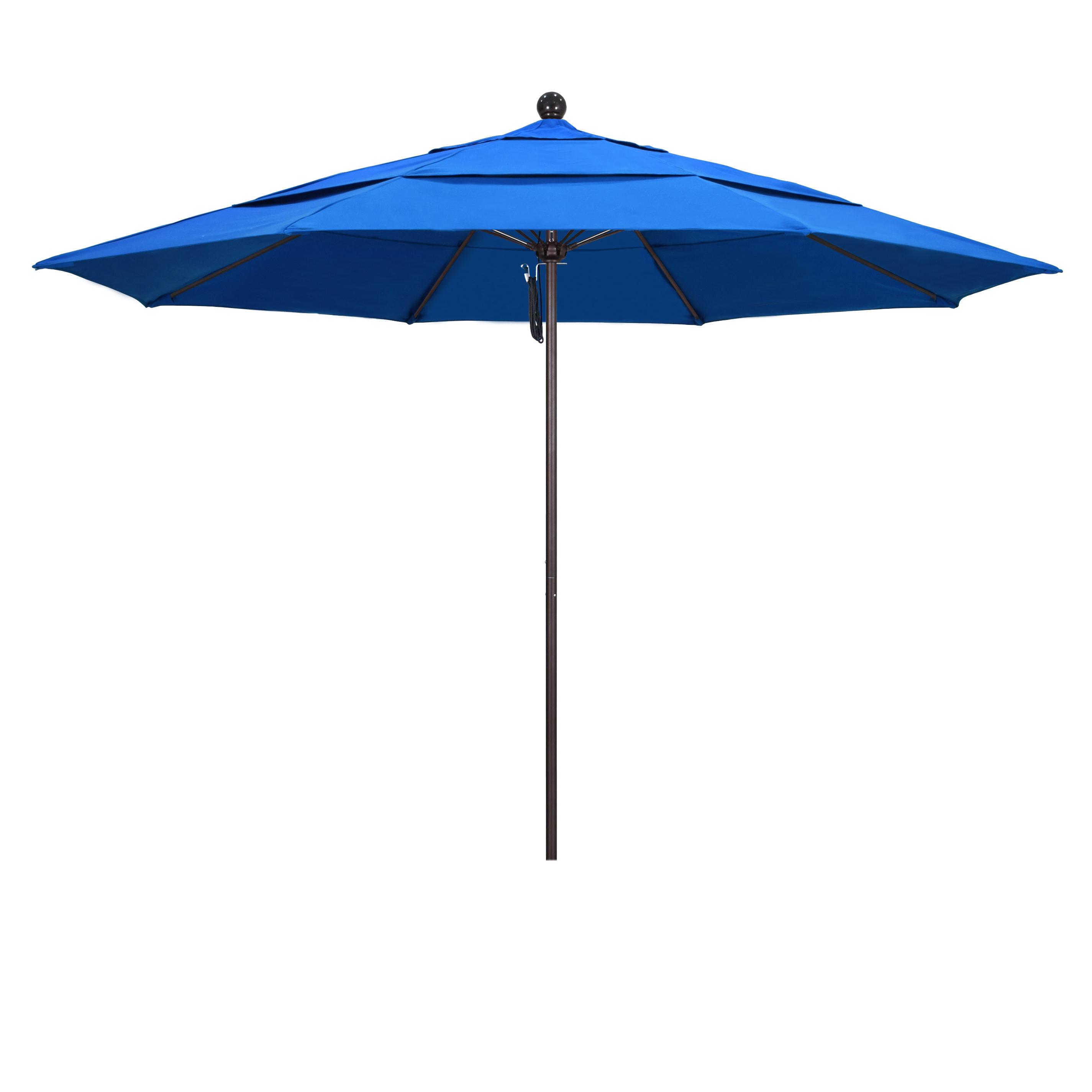 Caravelle Market Umbrellas Throughout Popular Benson 11' Market Umbrella (View 3 of 20)