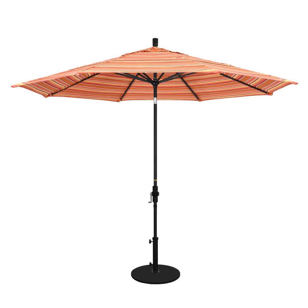 Cardine Market Umbrellas Pertaining To Well Known California Umbrella 11 Ft (View 7 of 20)
