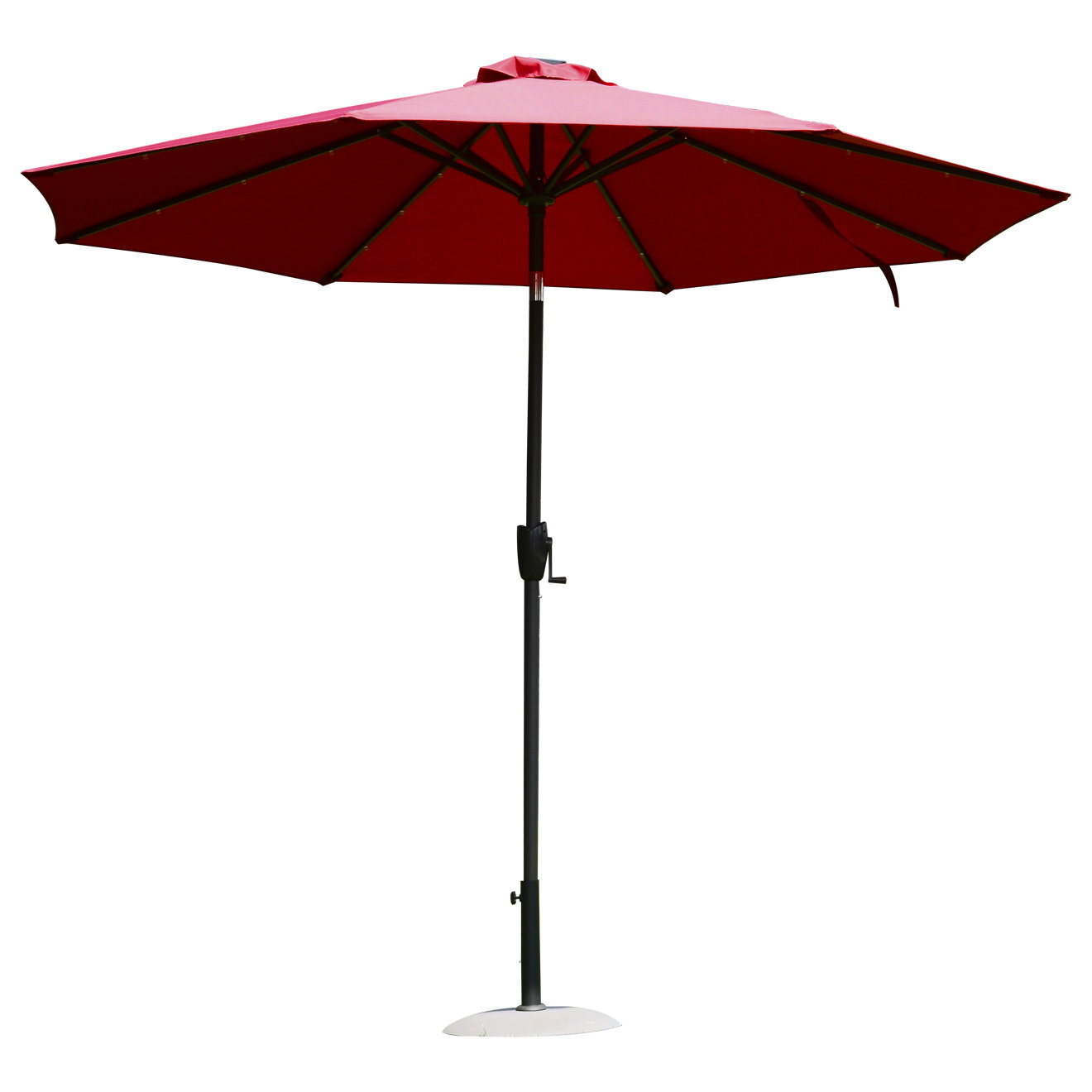 Chagnon 9' Market Umbrella Throughout Trendy Annabelle Market Umbrellas (View 10 of 20)