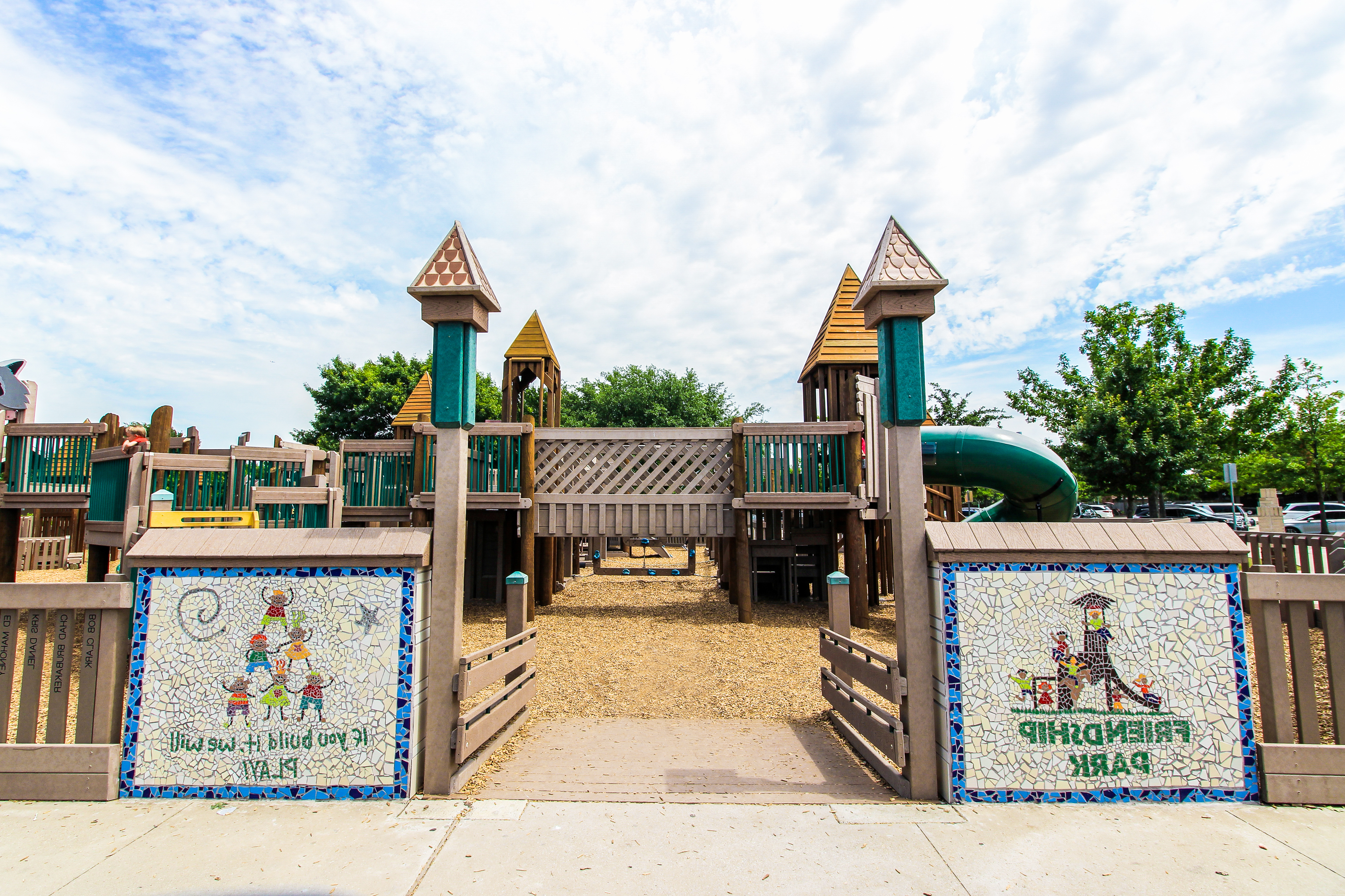 Collin County's Best Local Family Playgrounds – Local Profile Of With Well Known Brubaker Market Umbrellas (View 9 of 20)