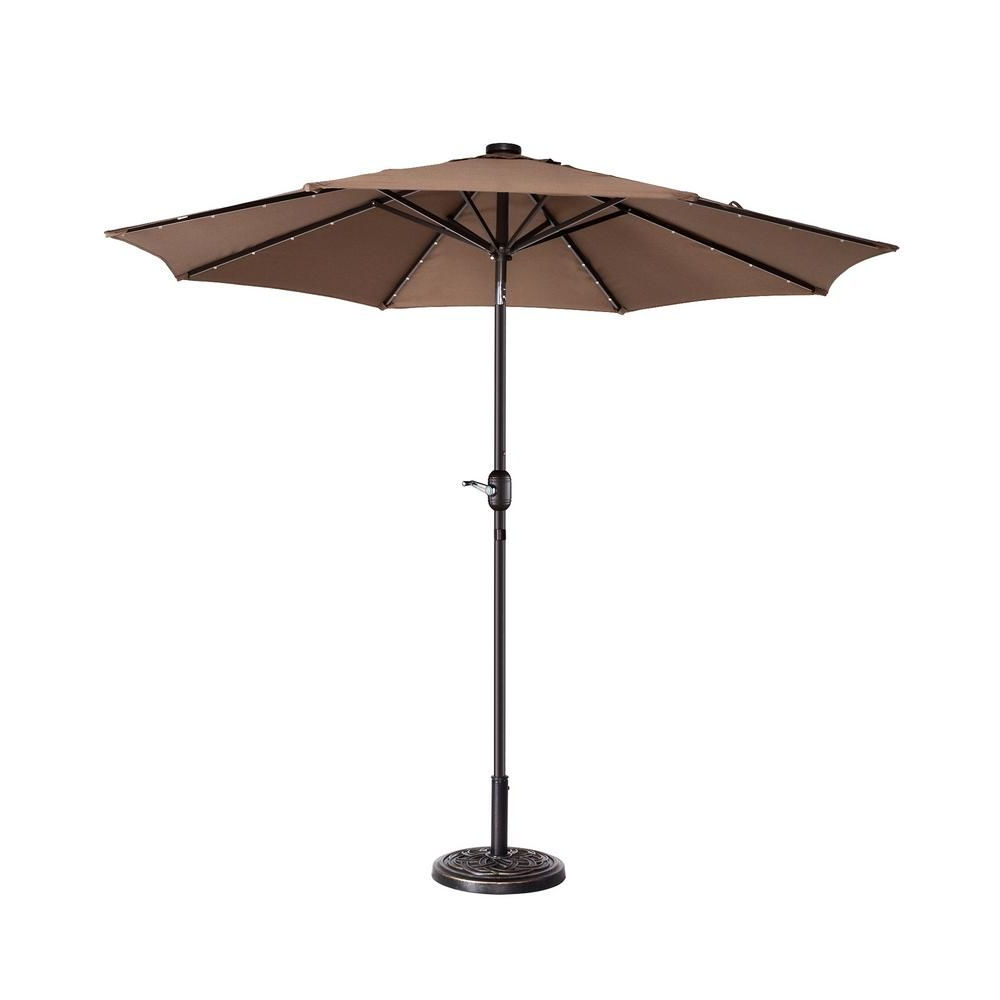 Crediton Market Umbrellas Within 2020 Villacera 9 Ft (View 14 of 20)