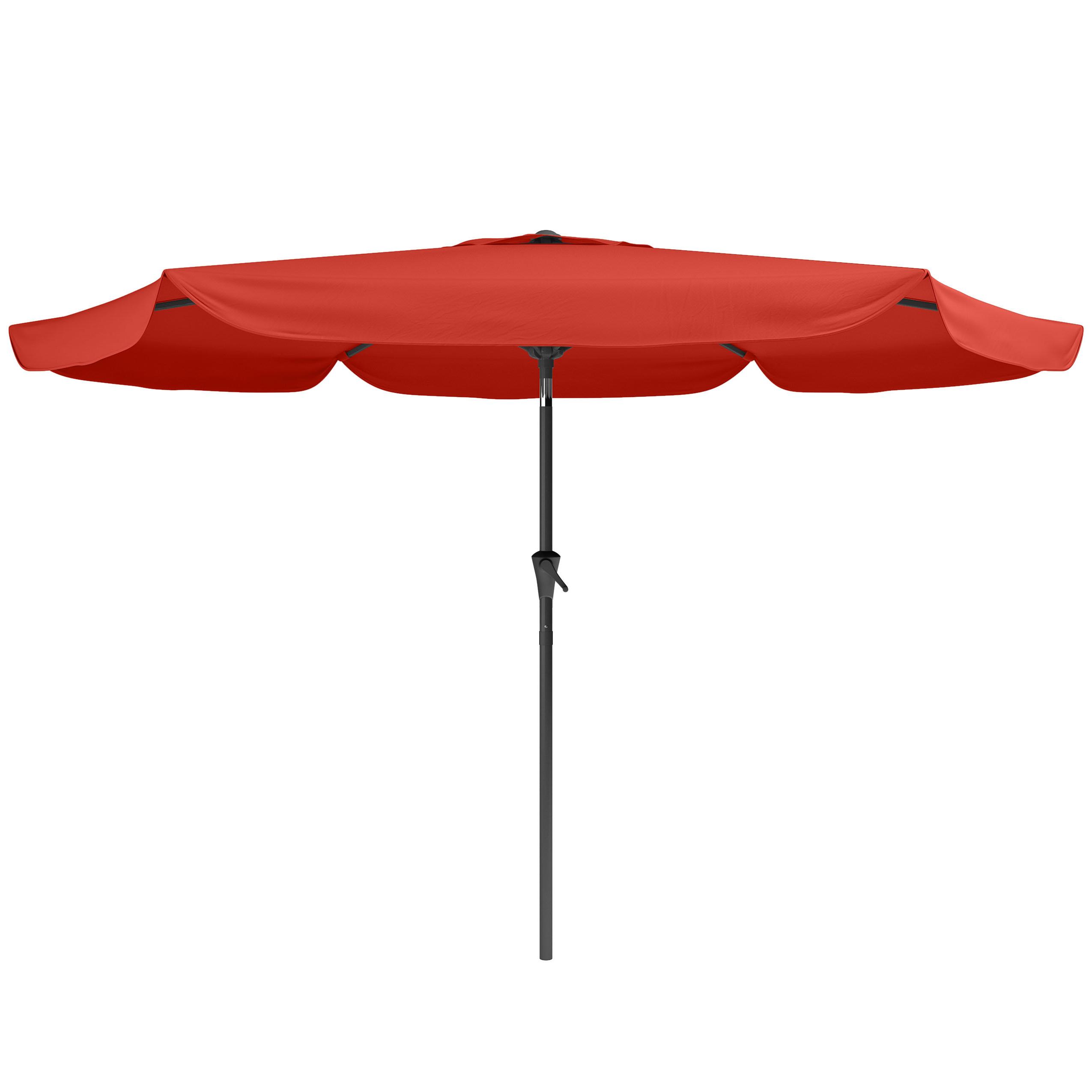 Crowborough Market Umbrellas With 2020 Crowborough 10' Market Umbrella (View 2 of 20)
