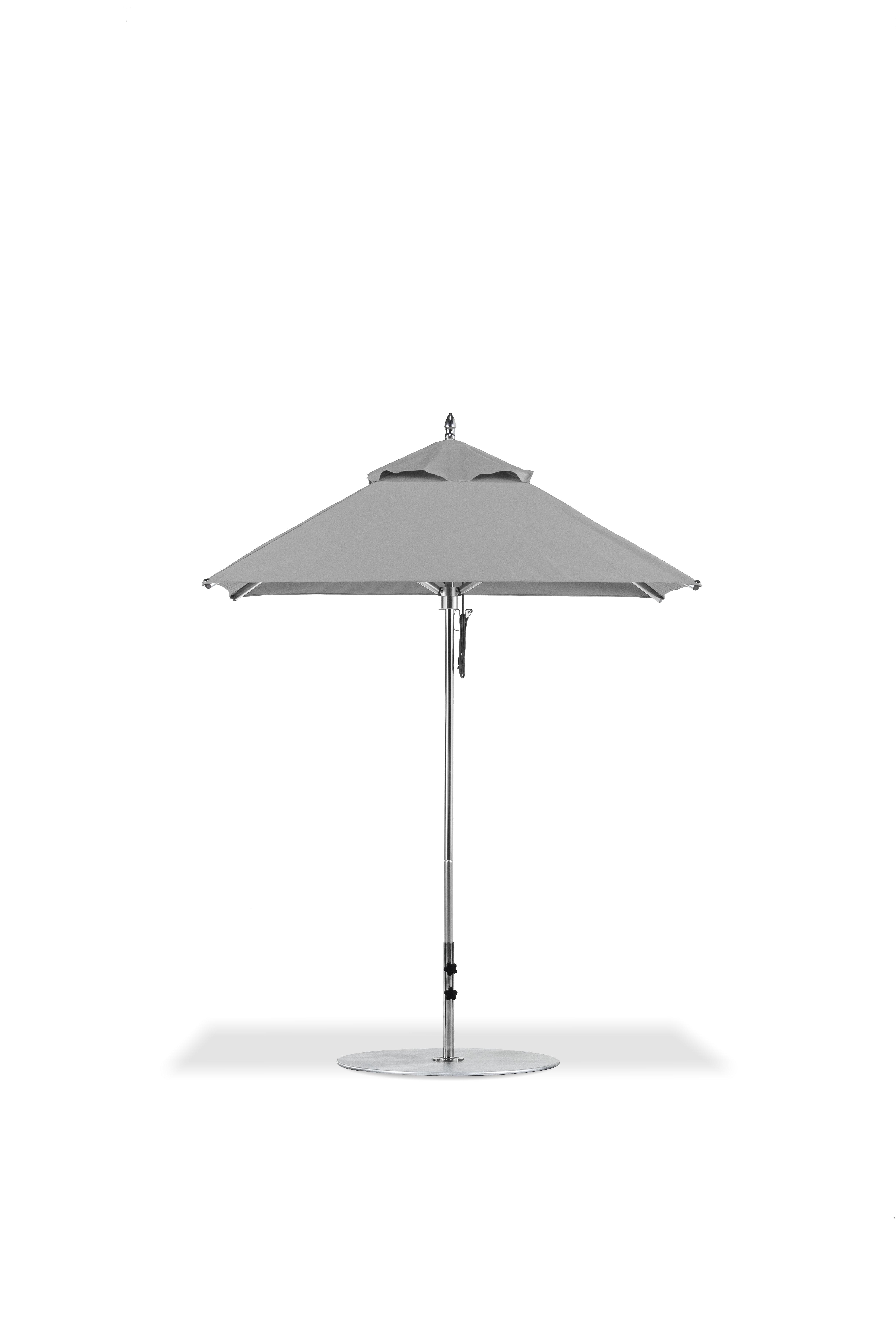 Current Crowborough Square Market Umbrellas Regarding Croce  (View 9 of 20)