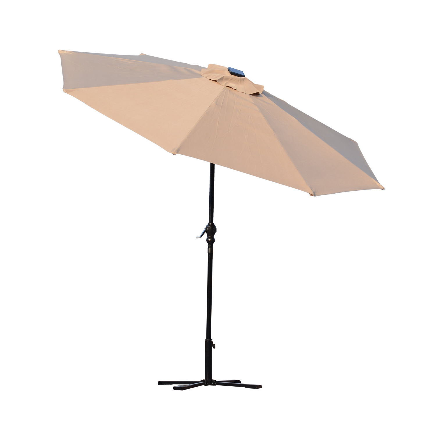 Current Himes 9' Market Umbrella Intended For Harwich Market Umbrellas (View 16 of 20)