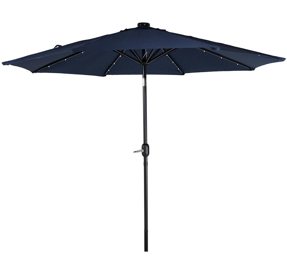 Current Jericho Market Umbrellas In Jericho 9' Market Umbrella (View 2 of 20)