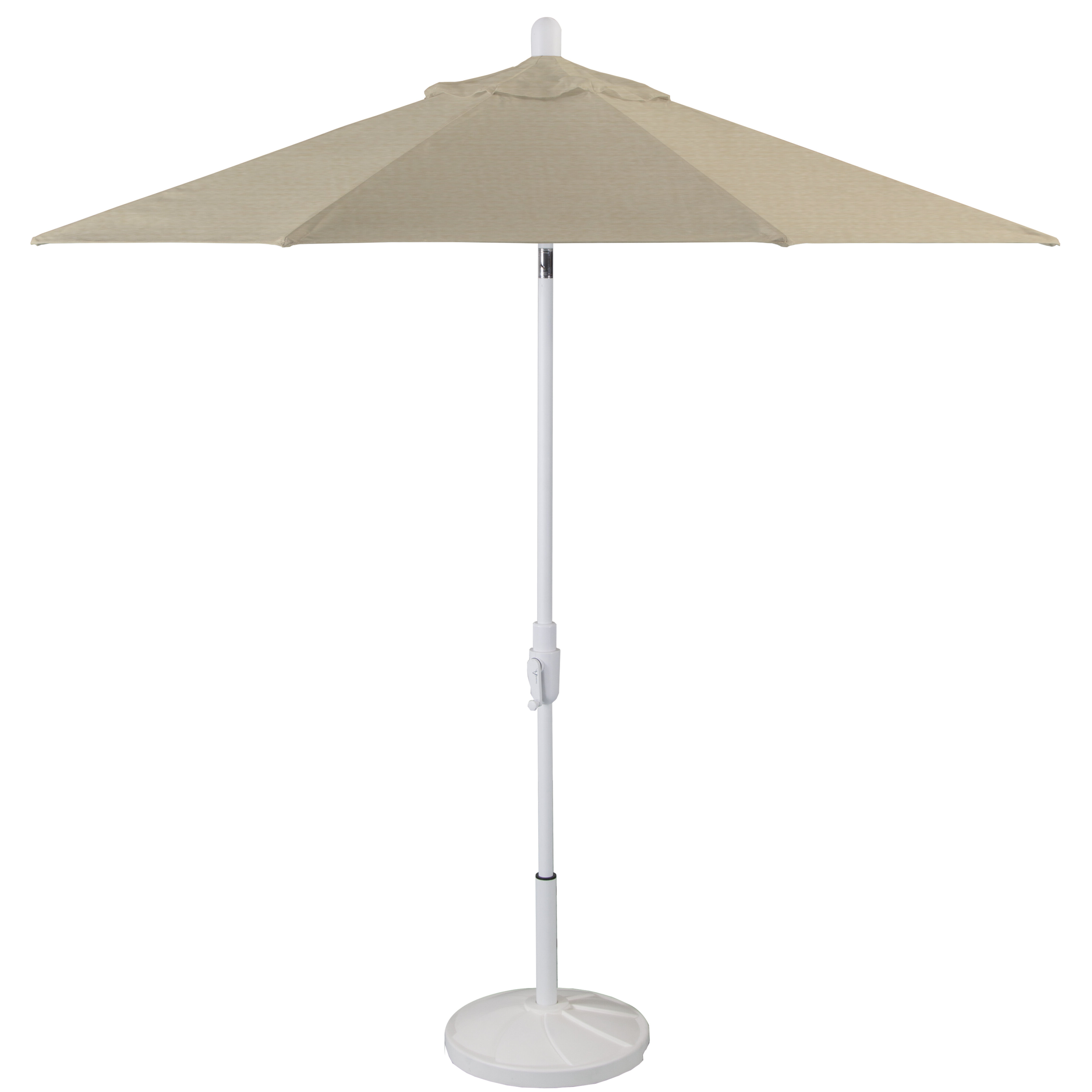 Current Wiebe 9' Market Sunbrella Umbrella Intended For Wiebe Market Sunbrella Umbrellas (View 4 of 20)