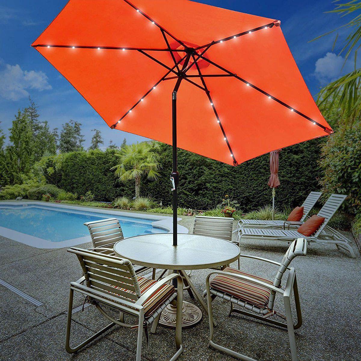 Deck Umbrella (View 7 of 20)