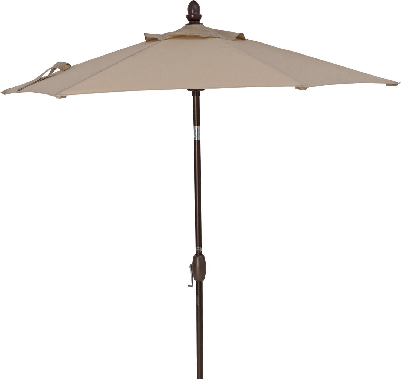 Destination Gear Square Market Umbrellas In Trendy Wetherby 7' Market Umbrella (View 5 of 20)