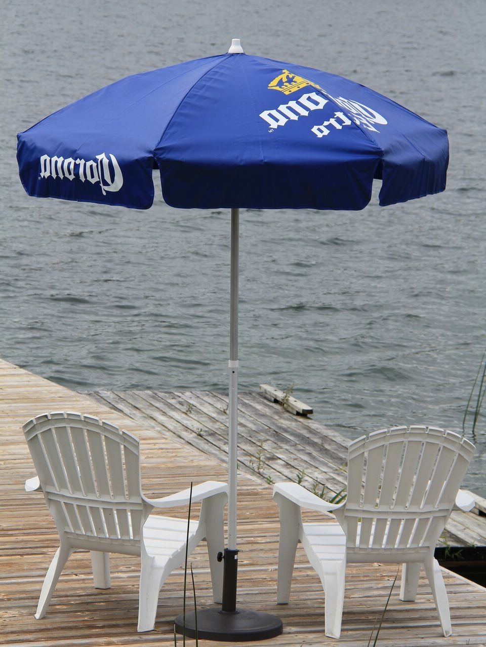 Destination Gear Square Market Umbrellas Pertaining To 2019 Corona Extra Vinyl 6 Ft Patio Umbrella (View 6 of 20)