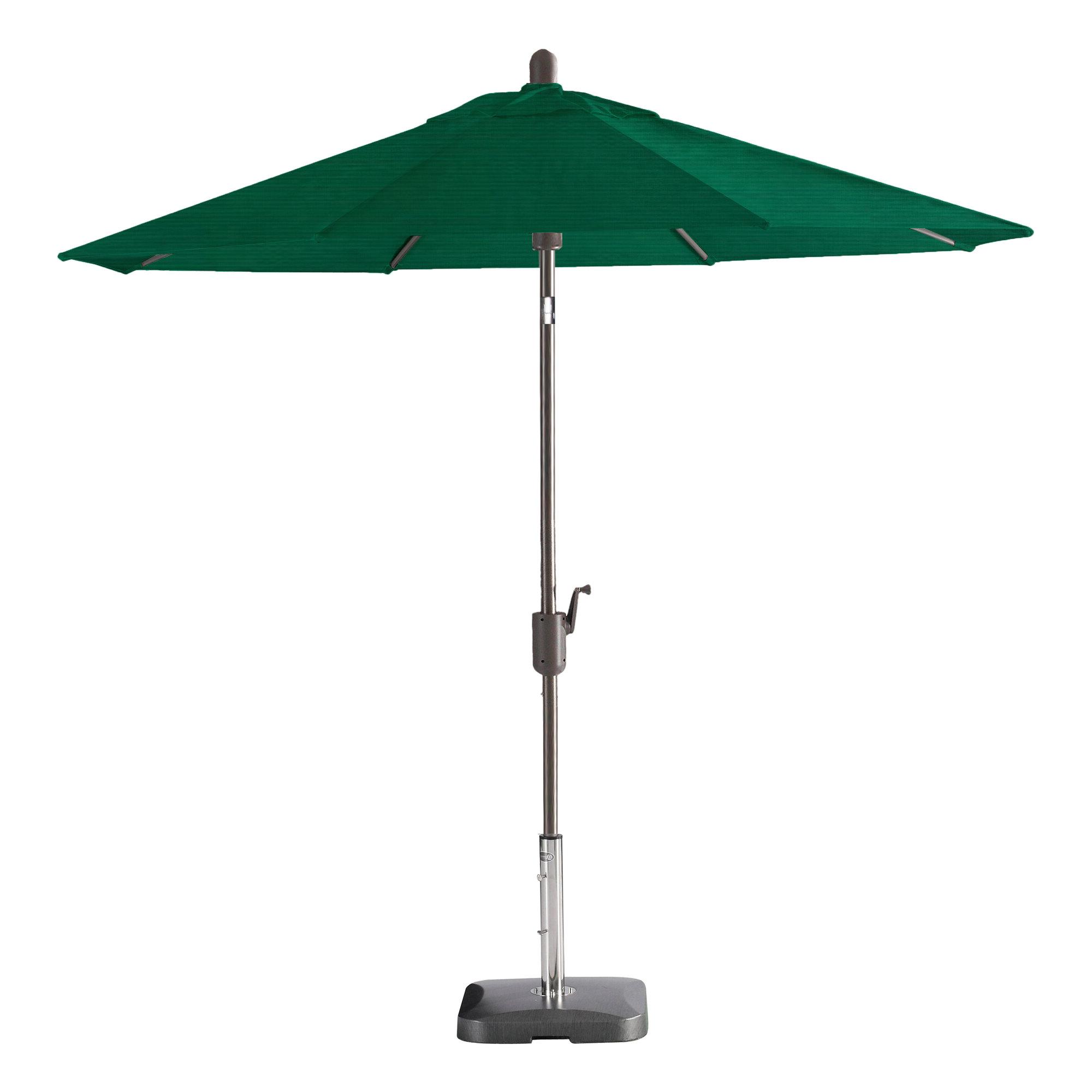 Details About Breakwater Bay Wiechmann 9' Market Sunbrella Umbrella Regarding Famous Wiechmann Market Sunbrella Umbrellas (Gallery 3 of 20)