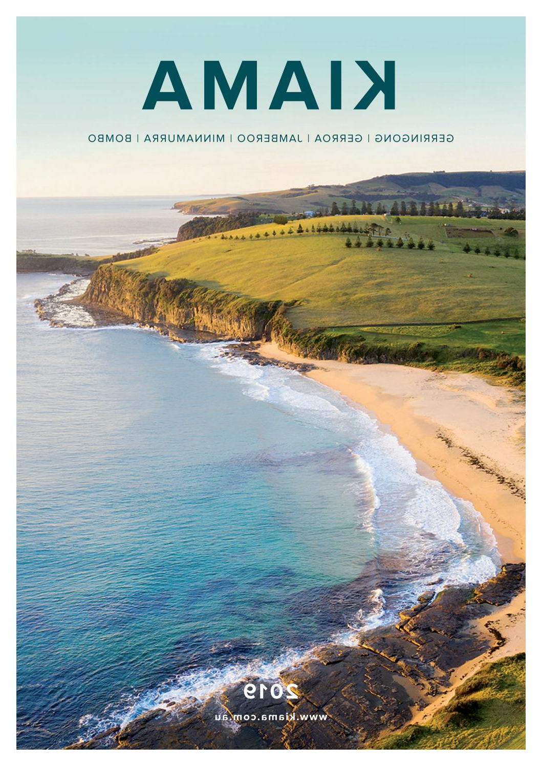 Esai Beach Umbrellas In Famous 2019 Kiama Visitor Guidedestination Kiama – Issuu (View 6 of 20)