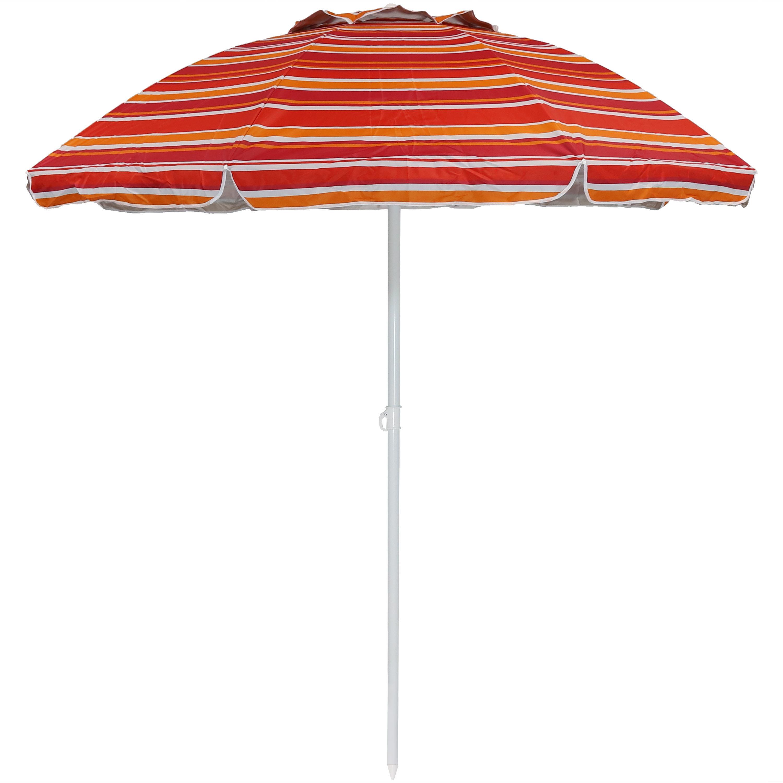 Featured Photo of Capra Beach Umbrellas