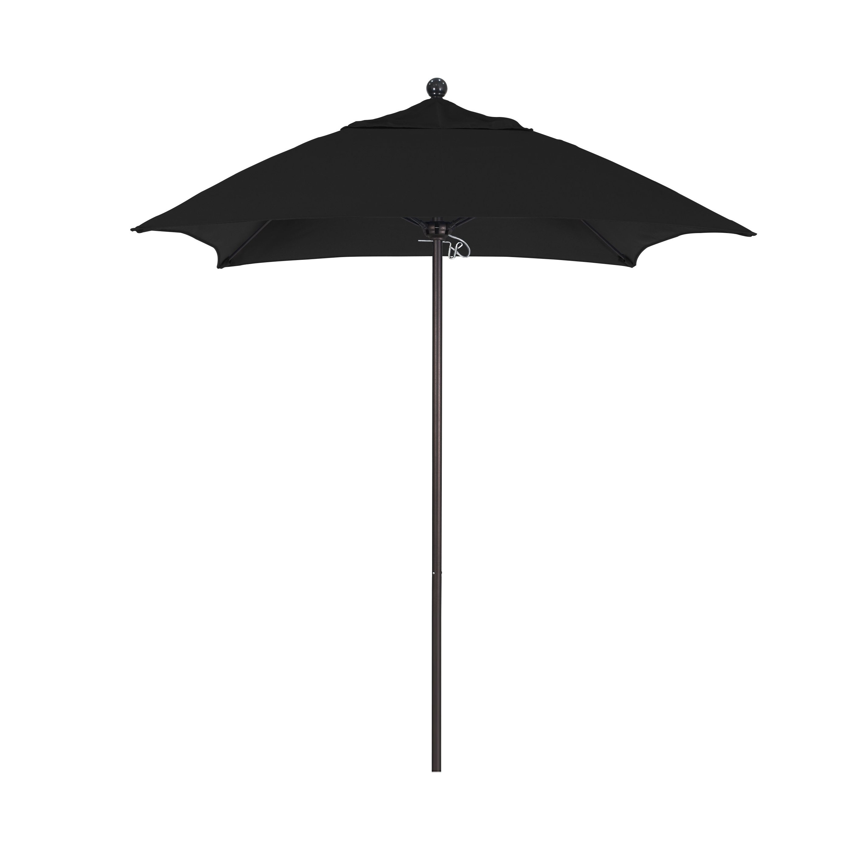 Famous Caravelle Square Market Sunbrella Umbrellas Pertaining To Benson 6' Square Market Sunbrella Umbrella (View 12 of 20)