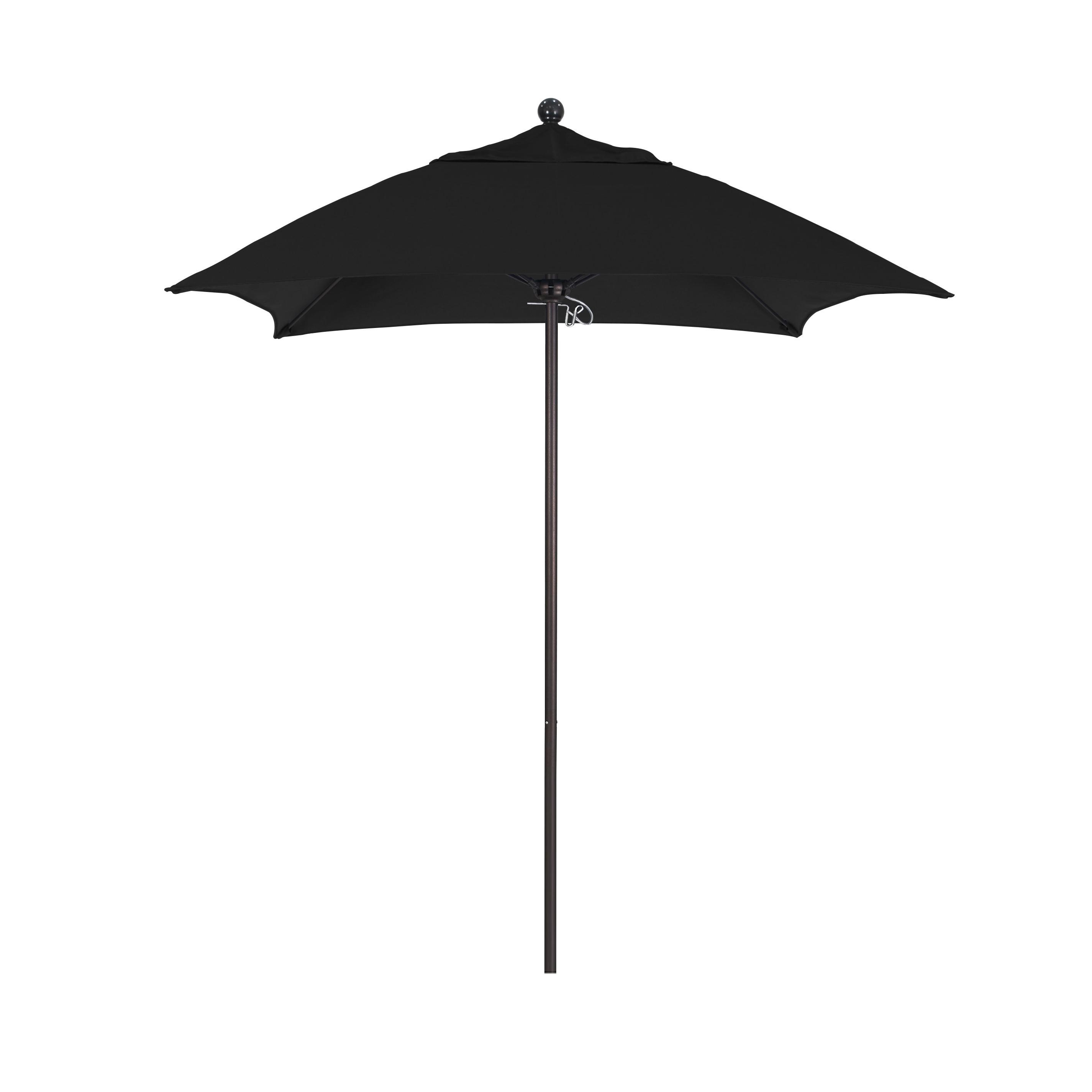 Famous Caravelle Square Market Sunbrella Umbrellas Pertaining To Benson 6' Square Market Sunbrella Umbrella (View 3 of 20)