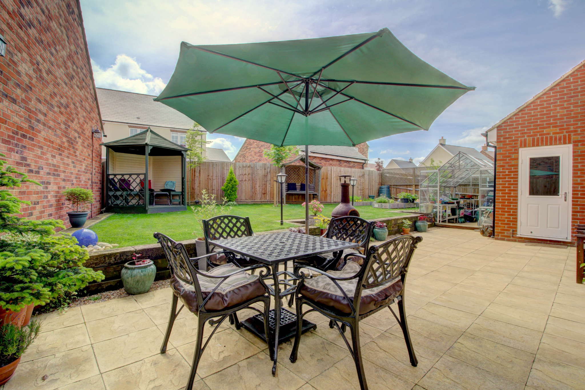 Famous Property For Sale On Eight Acres, Cranfield, Bedford Intended For Flitwick Market Umbrellas (View 16 of 20)
