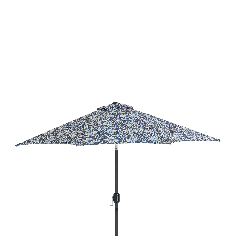 Famous Sittard Market Umbrellas With Regard To Alcott Hill Bushman 9' Market Umbrella (View 9 of 20)