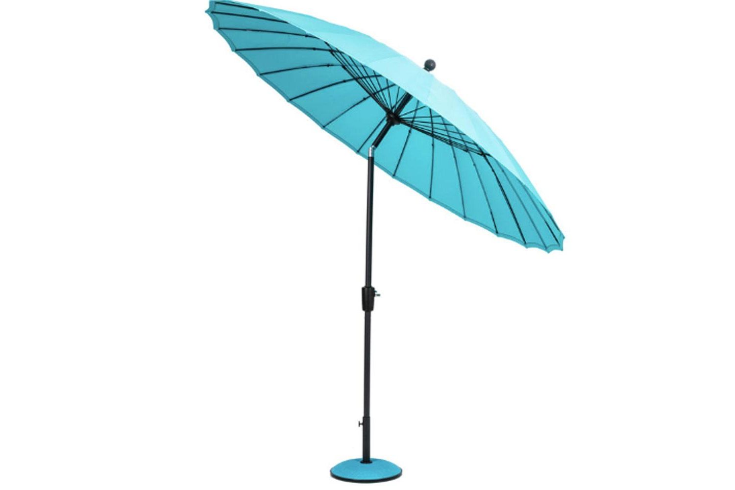 Fashionable Best Garden Parasols  (View 2 of 20)