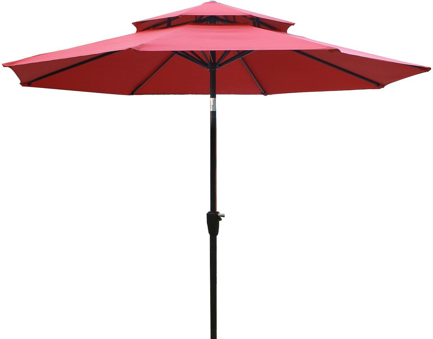 Fashionable Dimond 9' Market Umbrella With Lizarraga Market Umbrellas (View 5 of 20)