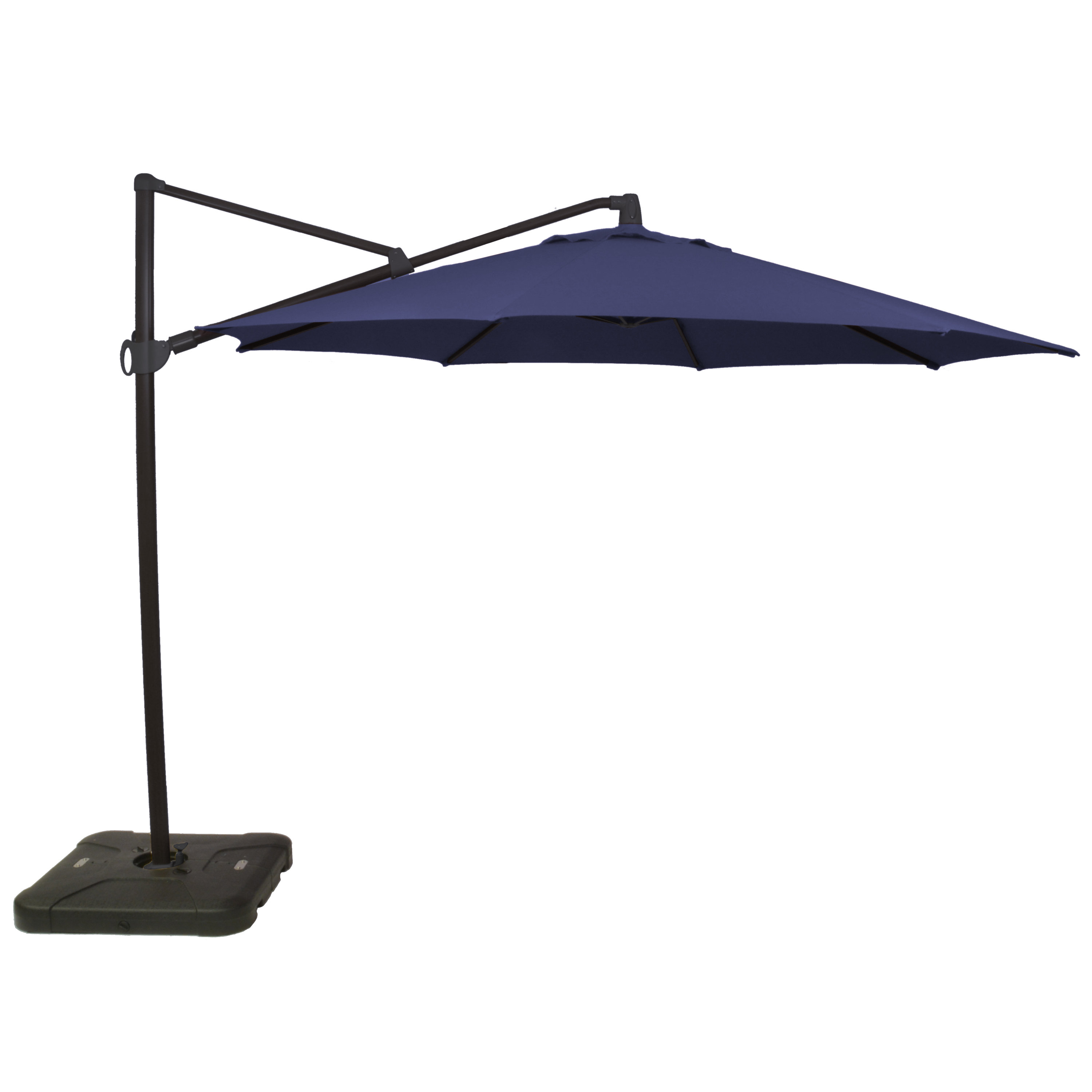 Fashionable Kedzie Outdoor Cantilever Umbrellas With Kedzie Outdoor 11' Cantilever Umbrella (View 1 of 20)