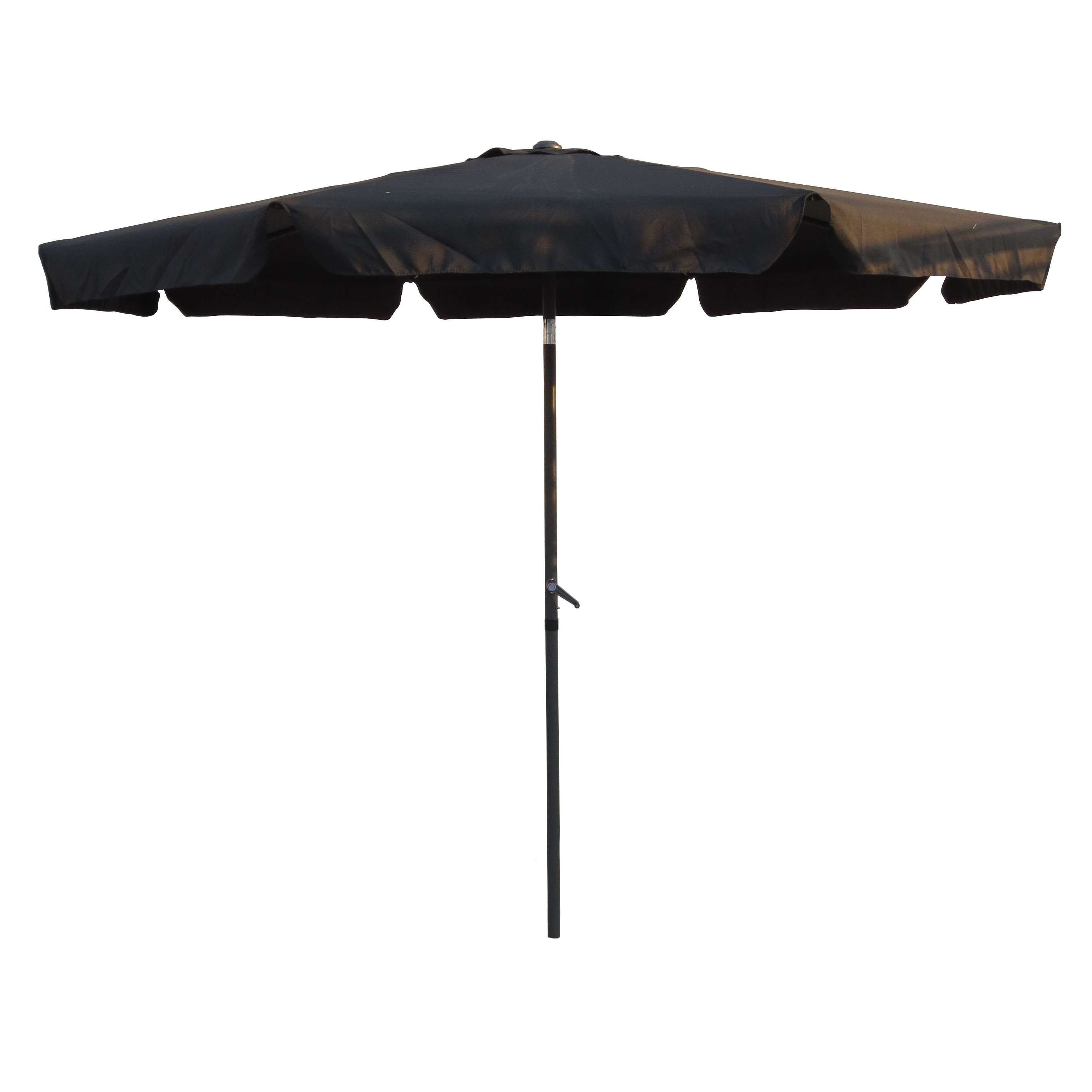 Favorite Devansh Market Umbrellas Throughout Wrought Studio Devansh 10' Drape Umbrella (View 13 of 20)