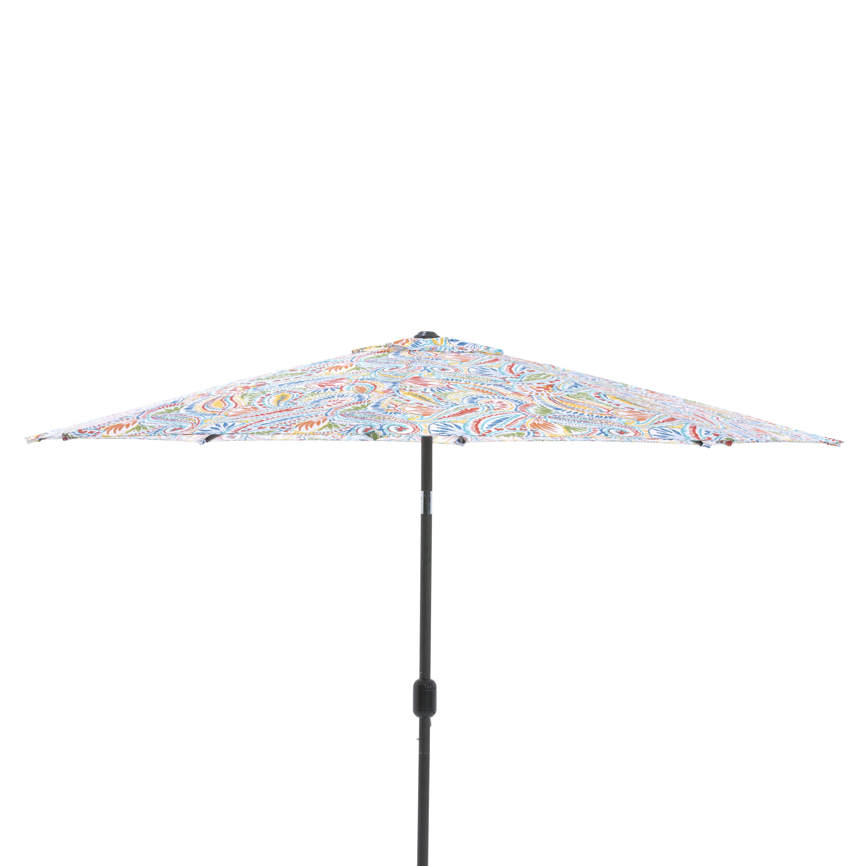 Favorite Flitwick Market Umbrellas Inside 9' Market Umbrella (View 6 of 20)