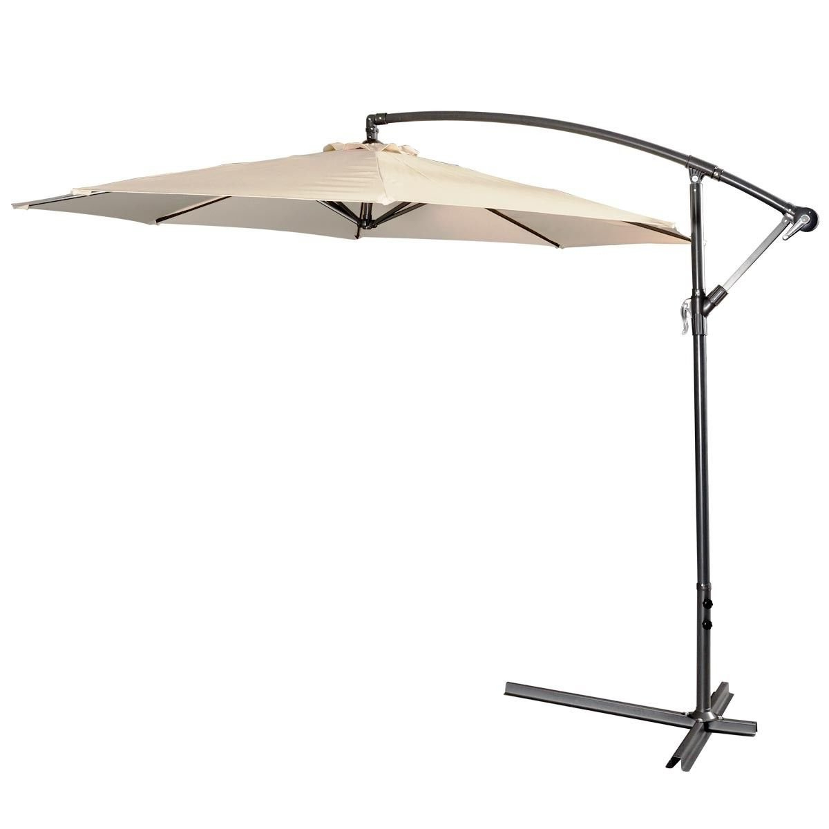 Featured Photo of Imogen Hanging Offset Cantilever Umbrellas