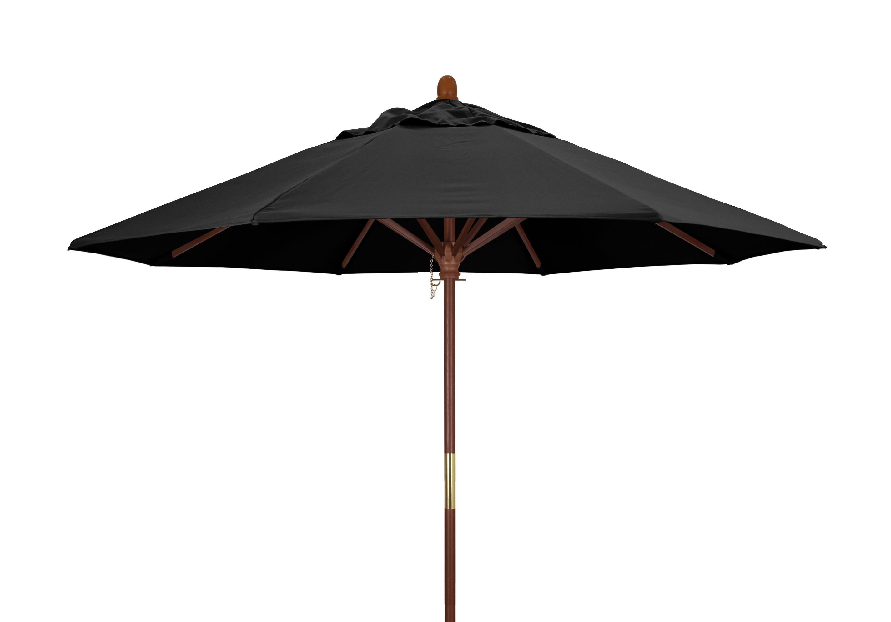 Favorite Mraz 9' Market Umbrella For Woll Lighted Market Umbrellas (View 4 of 20)