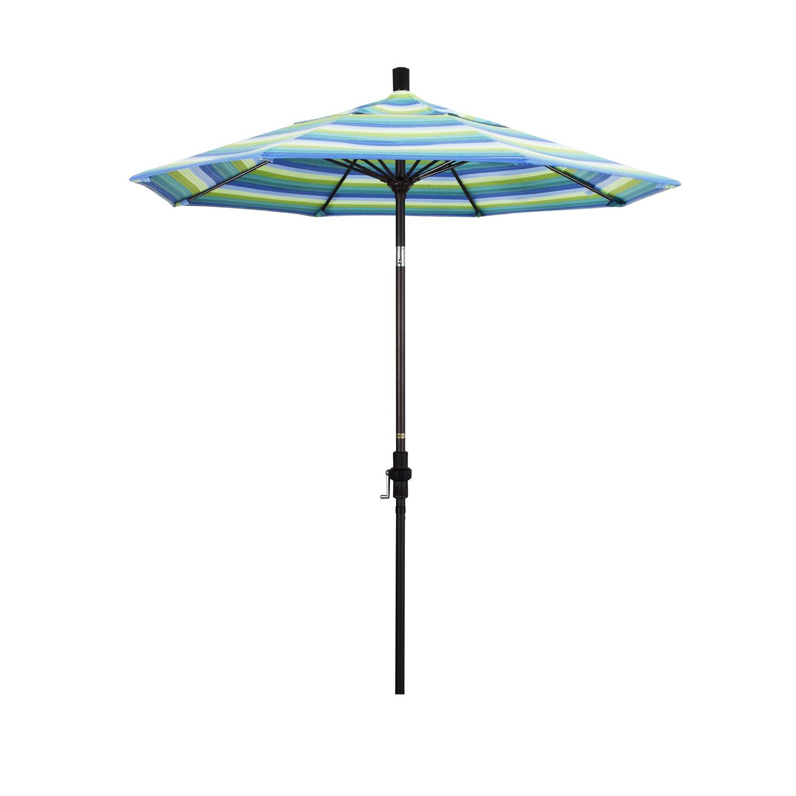 Favorite Muldoon Market Umbrellas In California Umbrella 7.5 Ft (View 5 of 20)