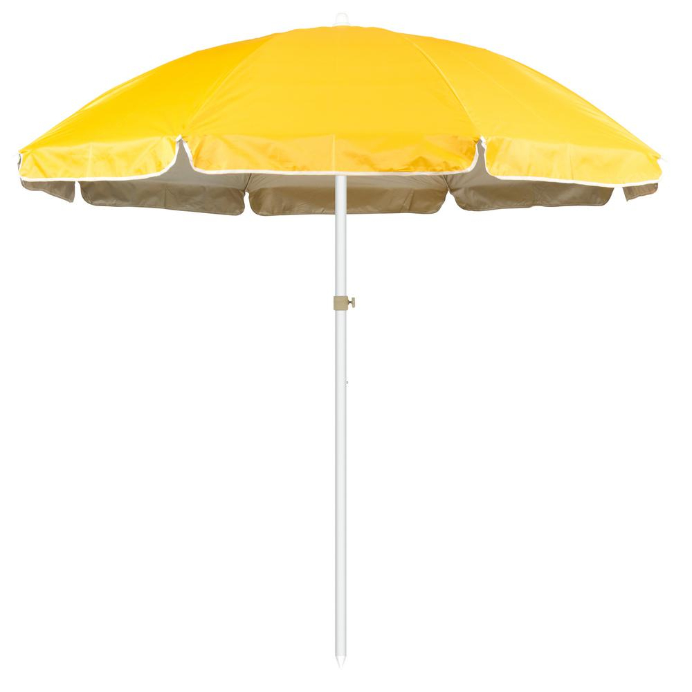 Fazeley Rectangular Cantilever Umbrellas Regarding Well Liked Trademark Innovations 6.5 Ft (View 15 of 20)