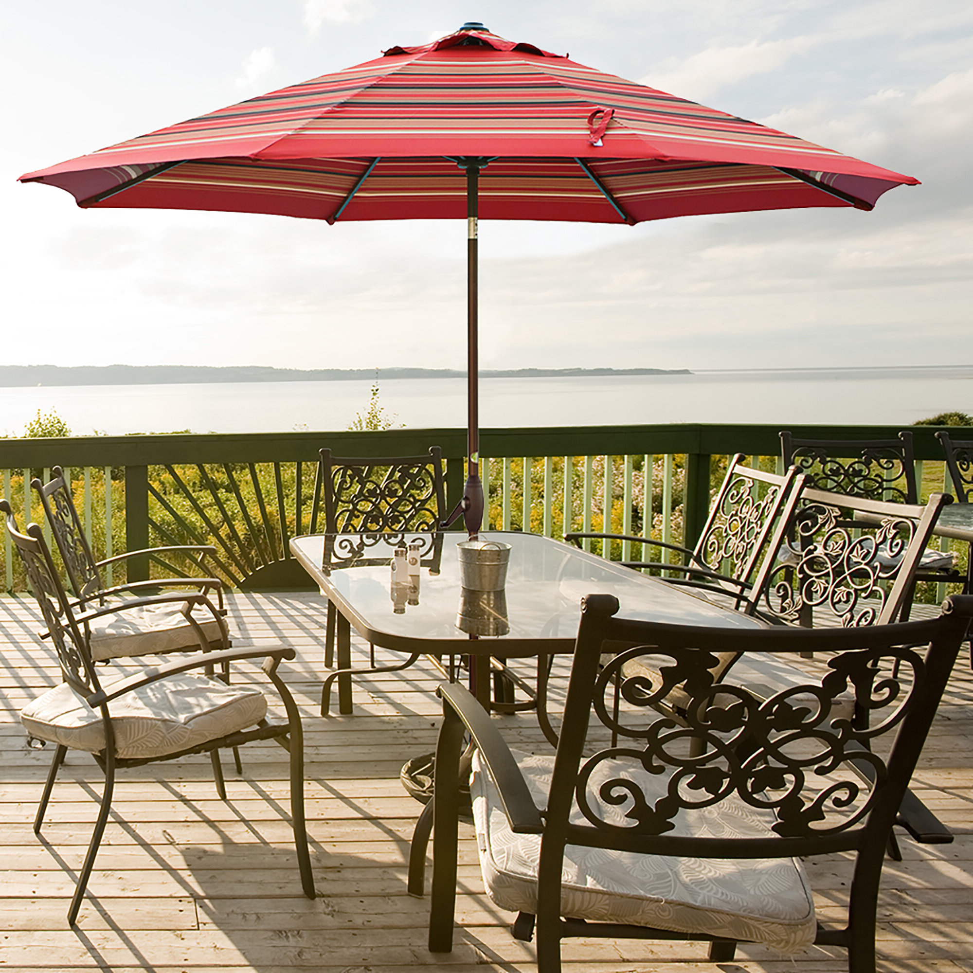 Featured Photo of Featherste Market Umbrellas