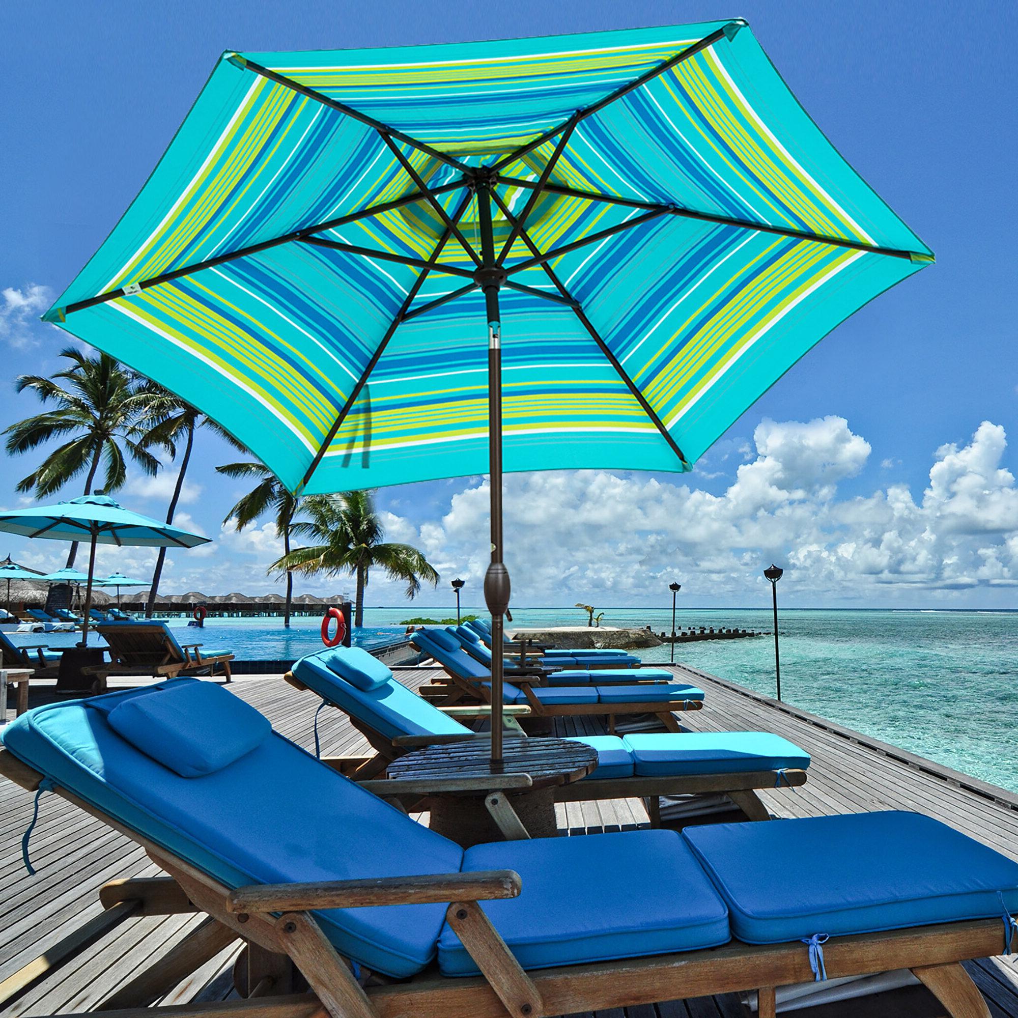 Flitwick 9' Market Umbrella With Regard To 2020 Filey Market Umbrellas (View 12 of 20)