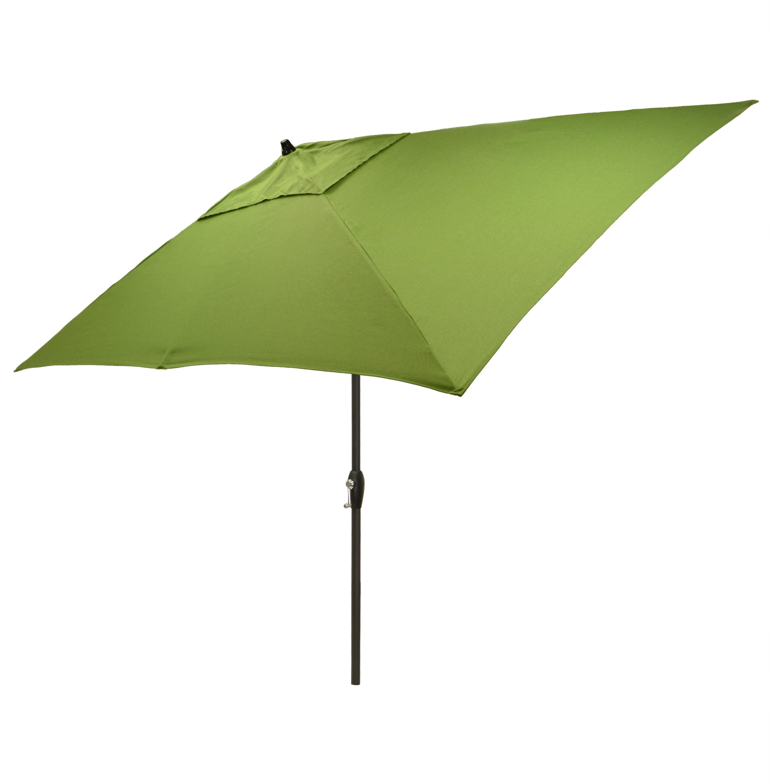 Fordbridge Rectangular Market Umbrellas For Trendy Solid  (View 11 of 20)