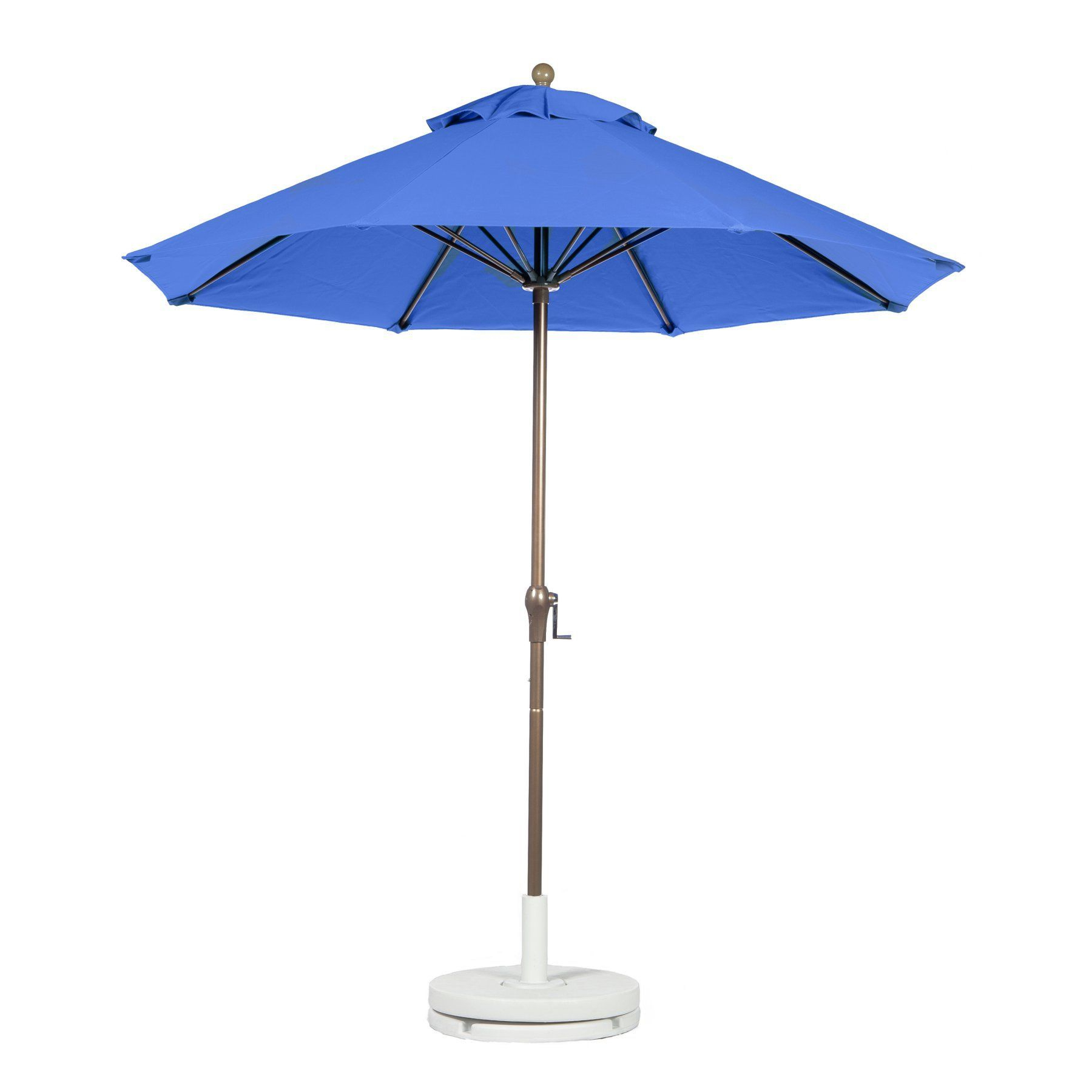 Frankford Umbrella Monterey Collection 7.5 Ft (View 11 of 20)