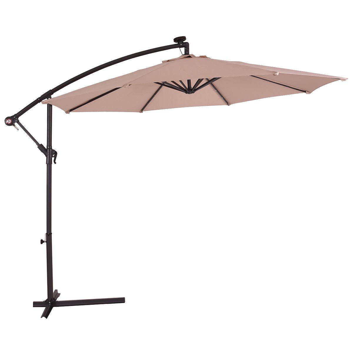 Freeport Park Yajaira 10' Cantilever Umbrella Regarding Popular Judah Cantilever Umbrellas (View 6 of 20)