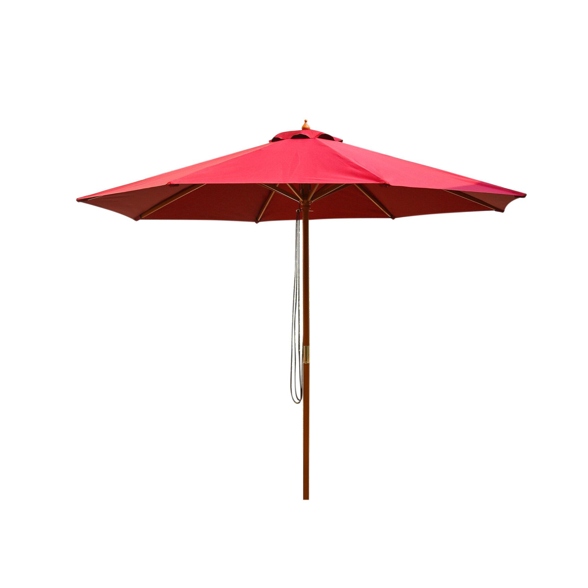 Haslingden 9' Market Umbrella Throughout Trendy Aldan Market Umbrellas (View 10 of 20)