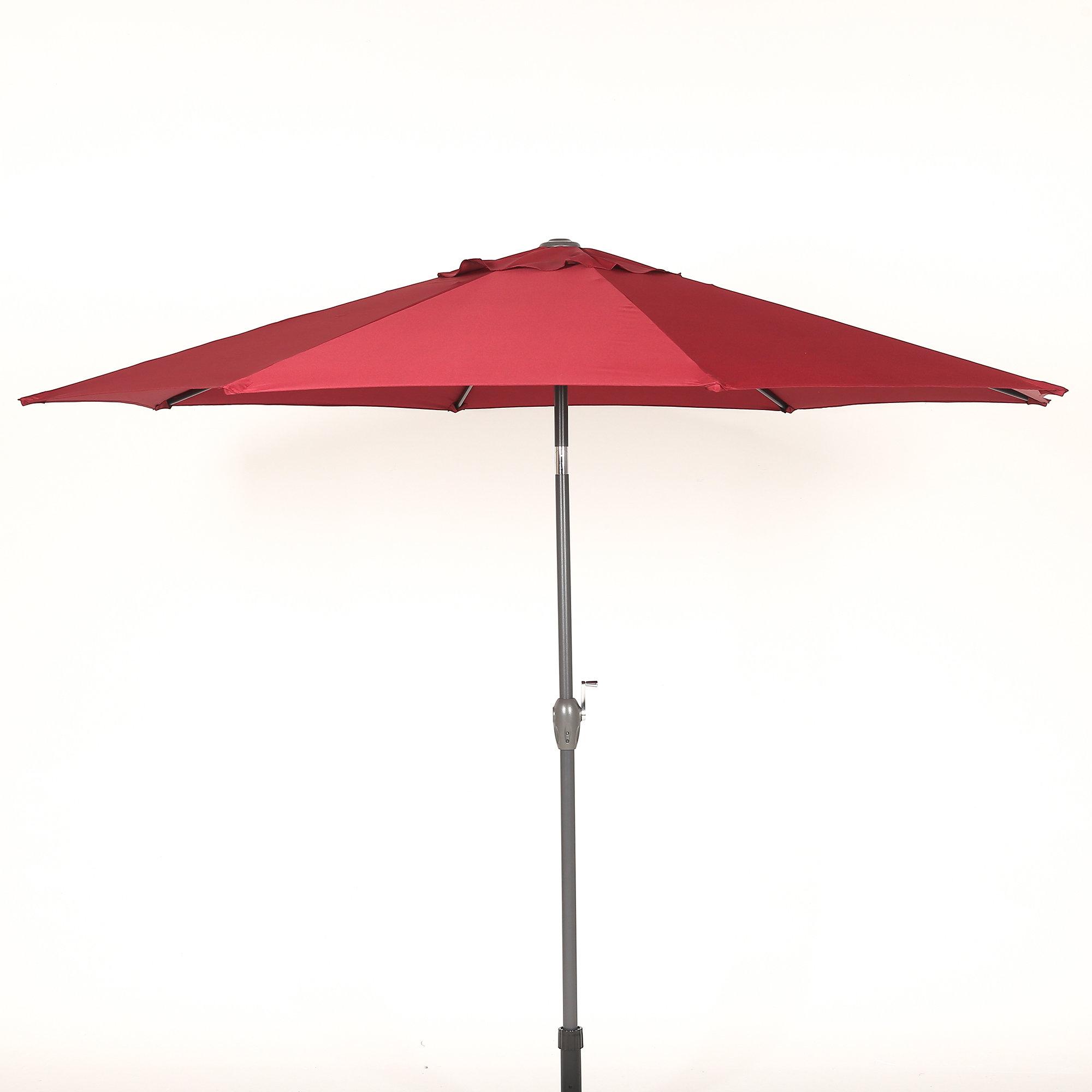 Hatten 10' Market Umbrella Throughout Most Recent Hatten Market Umbrellas (View 2 of 20)