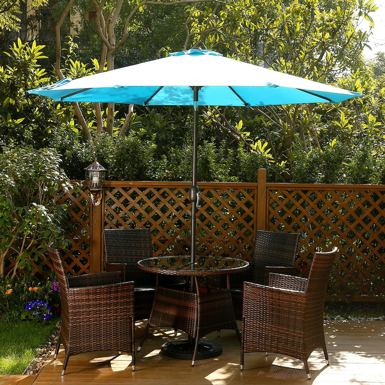 Havant Market Umbrellas Pertaining To Popular Havant 9' Market Umbrella (Gallery 1 of 20)